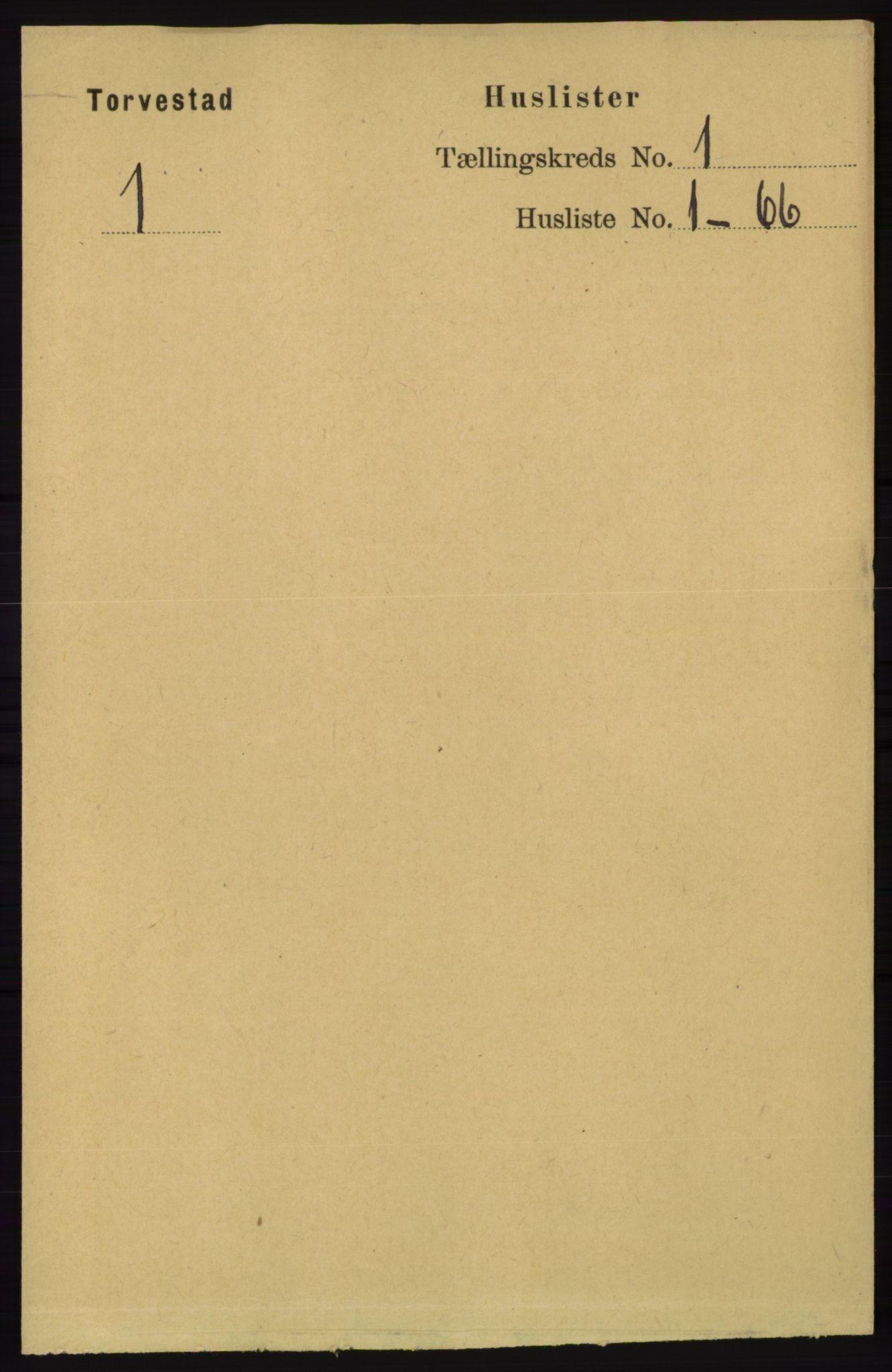 RA, Folketelling 1891 for 1152 Torvastad herred, 1891, s. 17