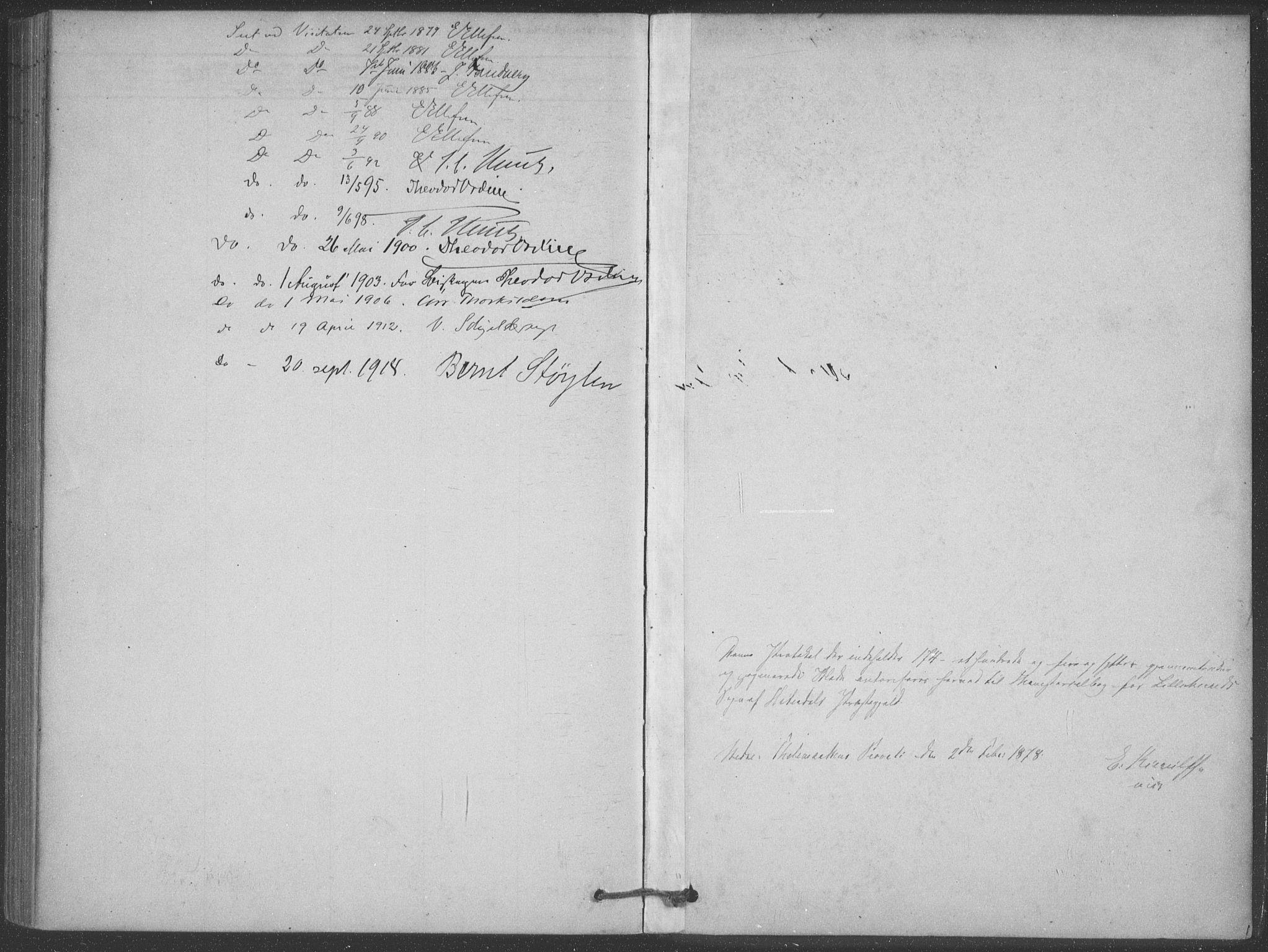 SAKO, Heddal kirkebøker, F/Fb/L0002: Ministerialbok nr. II 2, 1878-1913