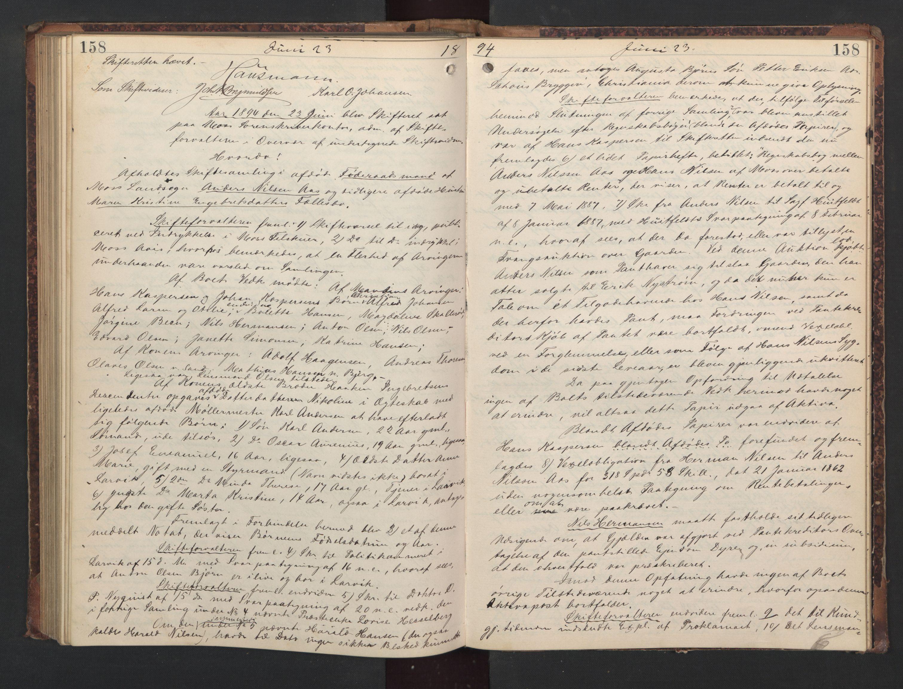 SAO, Moss sorenskriveri, 1892-1894, s. 158