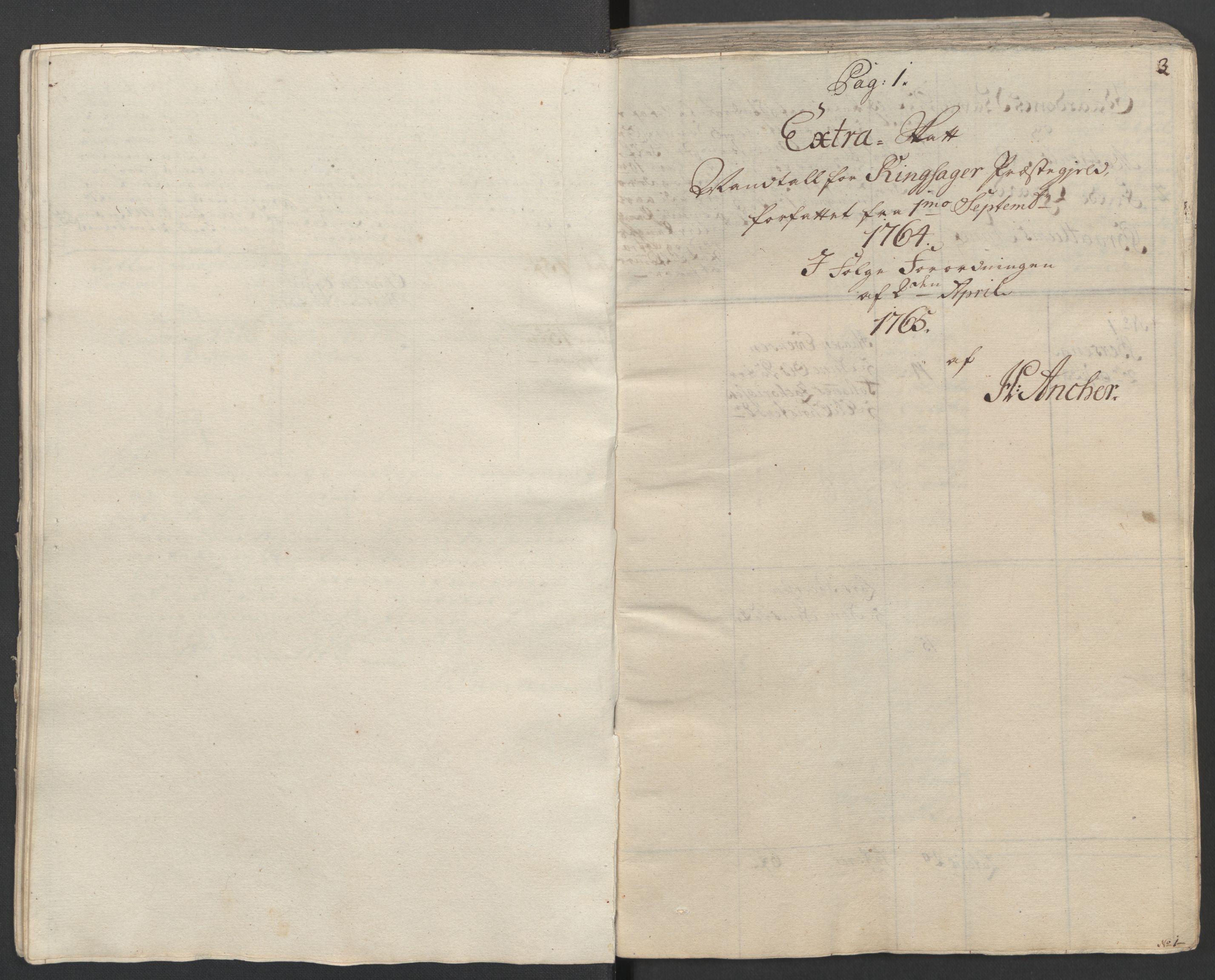 RA, Rentekammeret inntil 1814, Reviderte regnskaper, Fogderegnskap, R16/L1148: Ekstraskatten Hedmark, 1764, s. 32