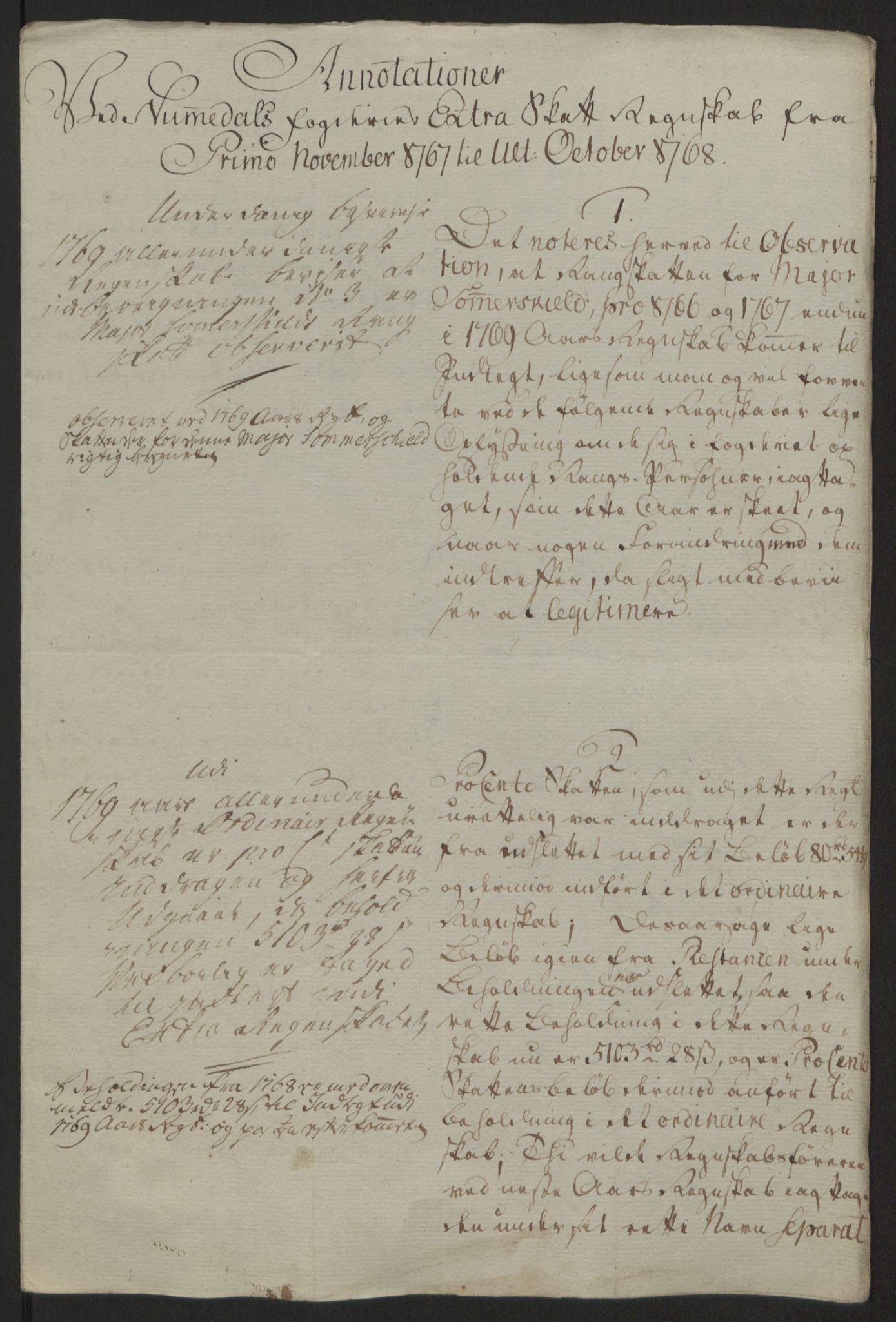 RA, Rentekammeret inntil 1814, Reviderte regnskaper, Fogderegnskap, R64/L4502: Ekstraskatten Namdal, 1762-1772, s. 317