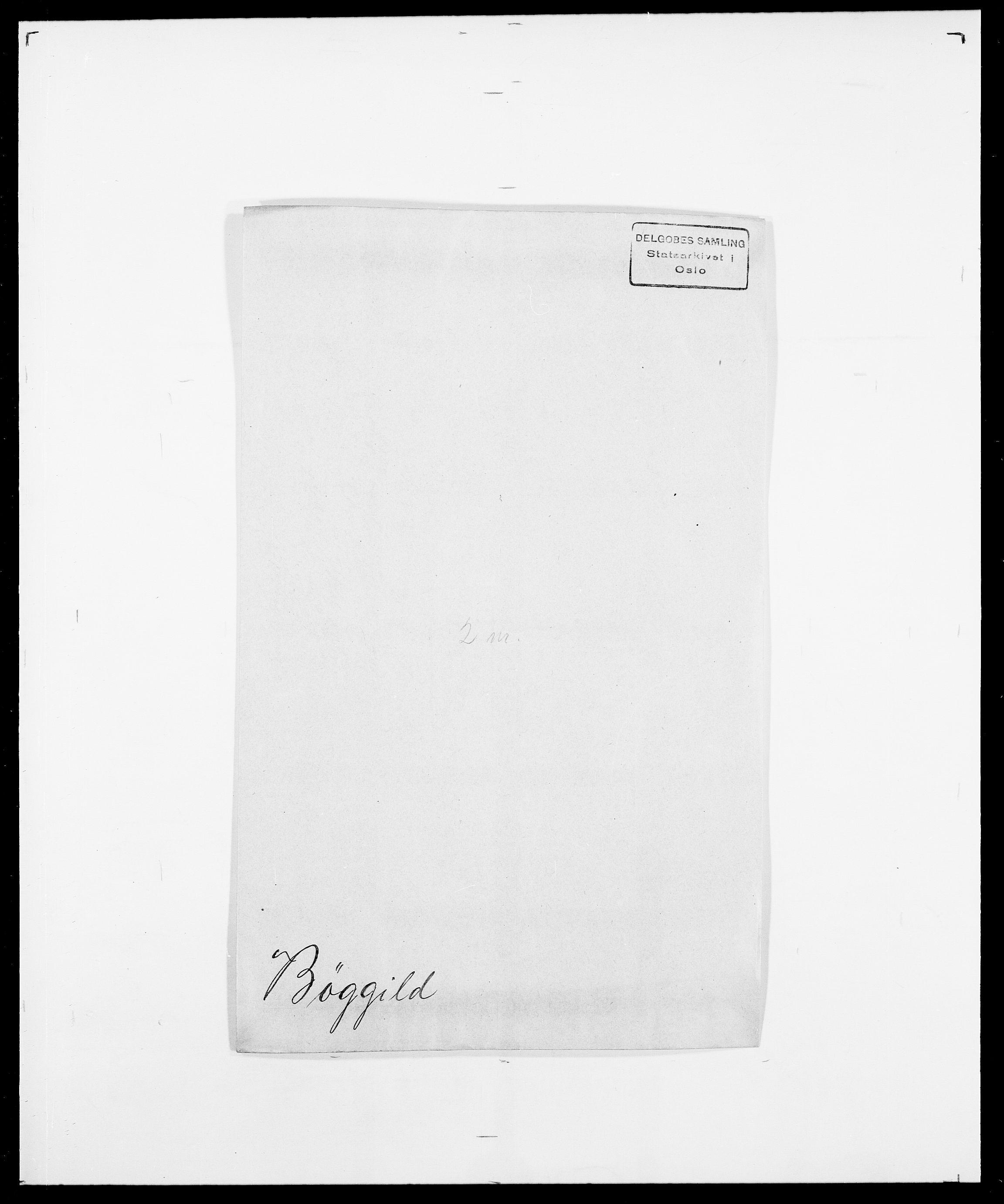 SAO, Delgobe, Charles Antoine - samling, D/Da/L0007: Buaas - Caphengst, s. 700