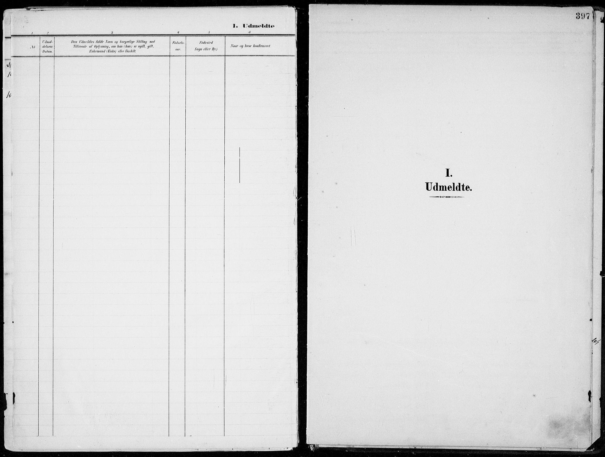 SAH, Lillehammer prestekontor, Ministerialbok nr. 1, 1901-1916, s. 397
