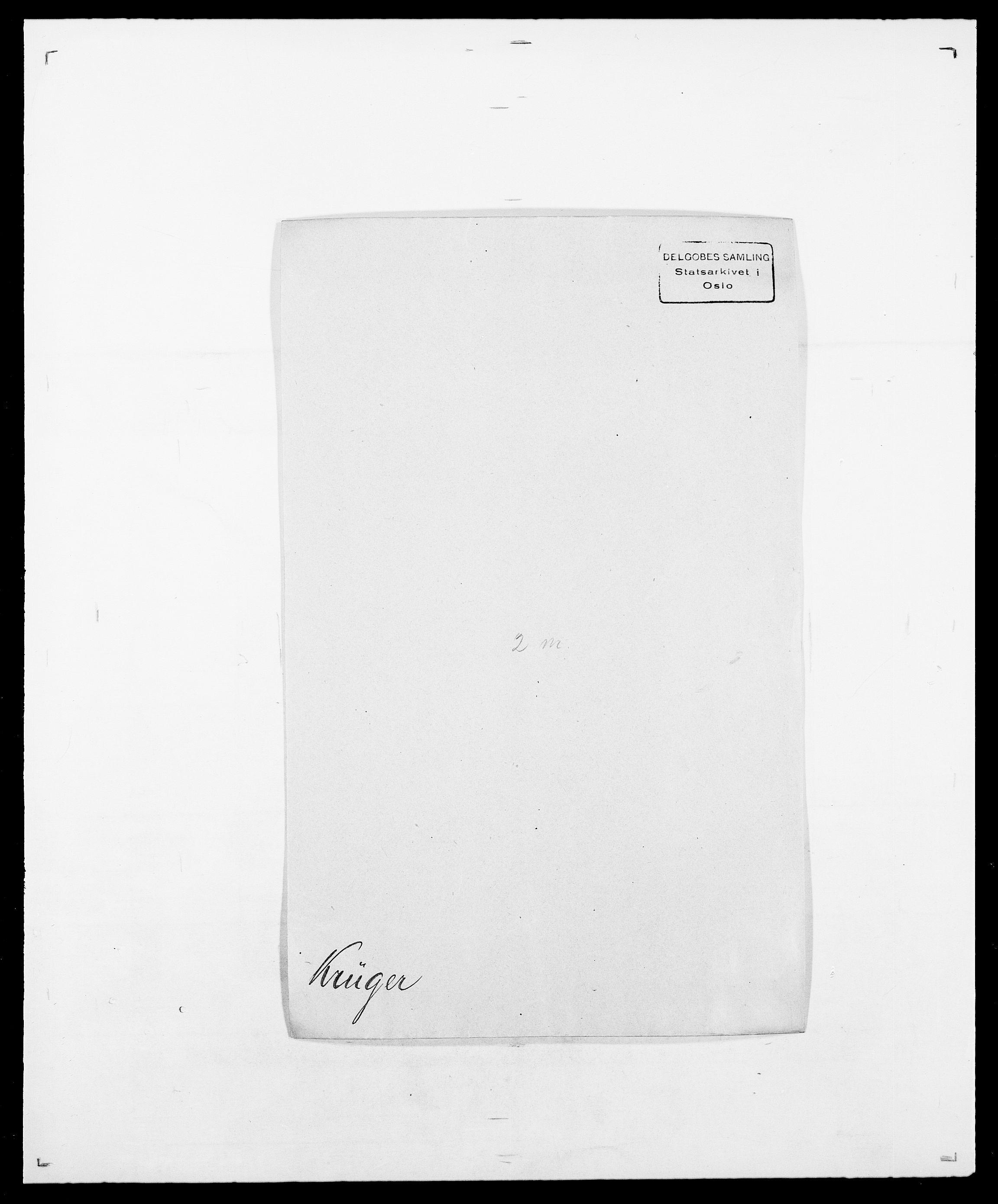 SAO, Delgobe, Charles Antoine - samling, D/Da/L0022: Krog - Lasteen, s. 177