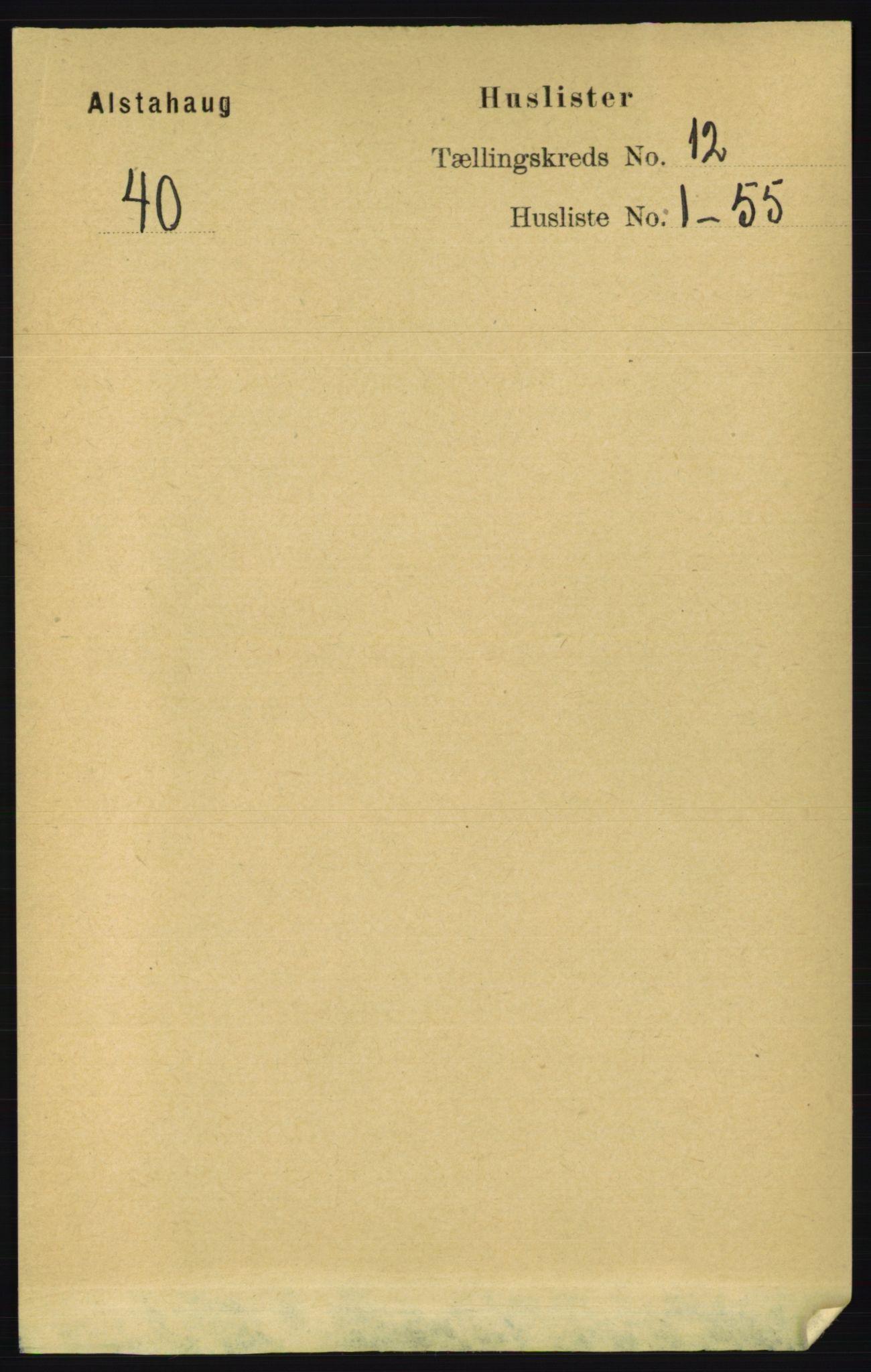 RA, Folketelling 1891 for 1820 Alstahaug herred, 1891, s. 4221