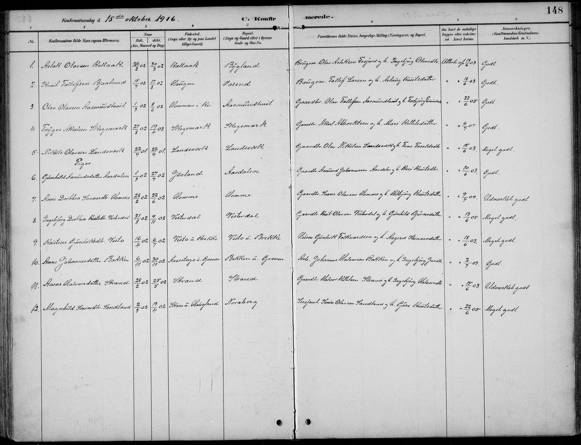 SAKO, Kviteseid kirkebøker, F/Fb/L0002: Ministerialbok nr. II 2, 1882-1916, s. 148