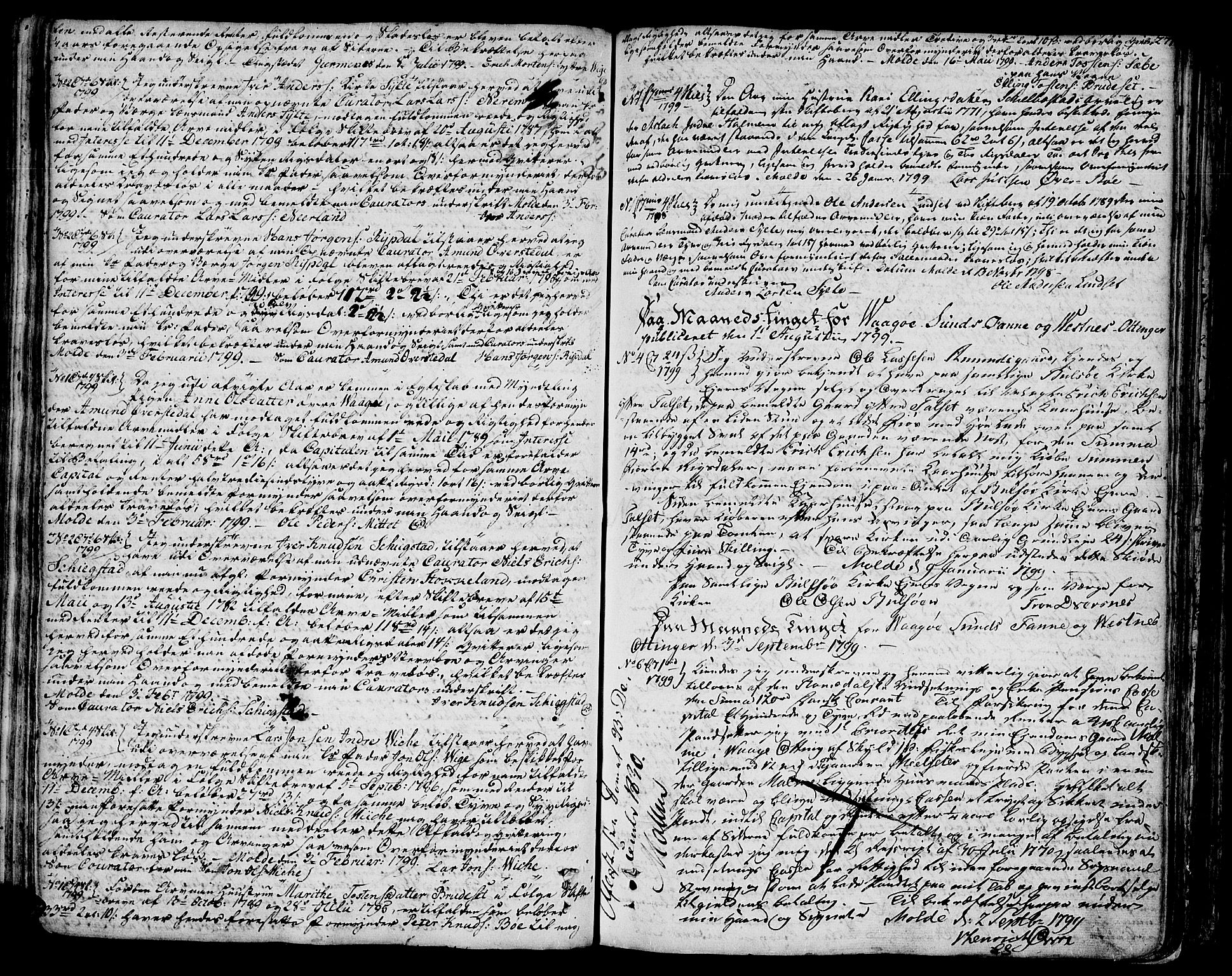 SAT, Romsdal sorenskriveri, 2/2C/L0006: Pantebok nr. 5 I-II, 1791-1806, s. 271