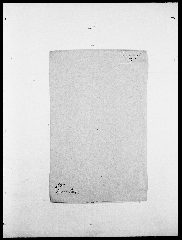 SAO, Delgobe, Charles Antoine - samling, D/Da/L0011: Fahlander - Flood, Flod, s. 197