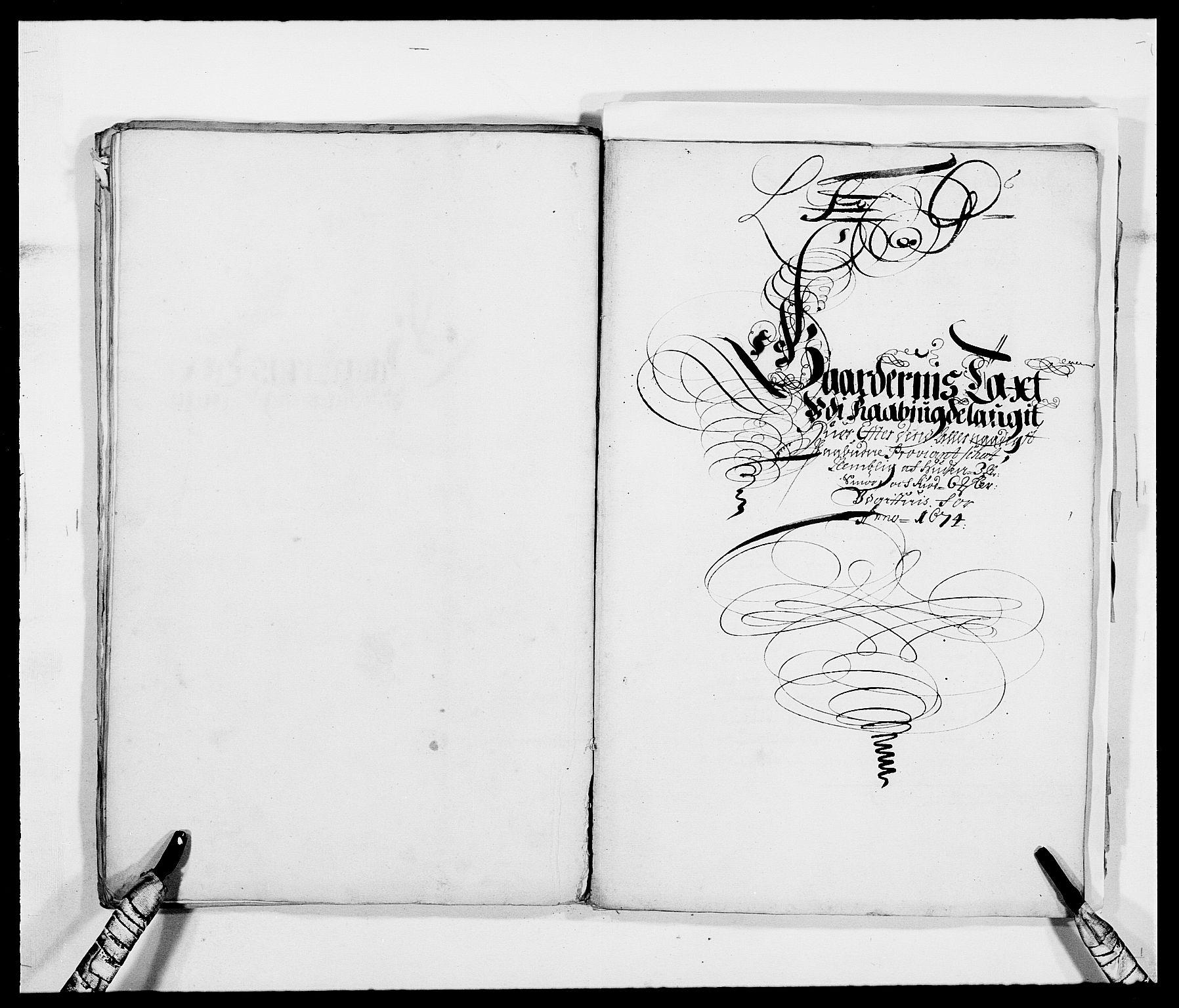 RA, Rentekammeret inntil 1814, Reviderte regnskaper, Fogderegnskap, R40/L2433: Fogderegnskap Råbyggelag, 1671-1674, s. 306