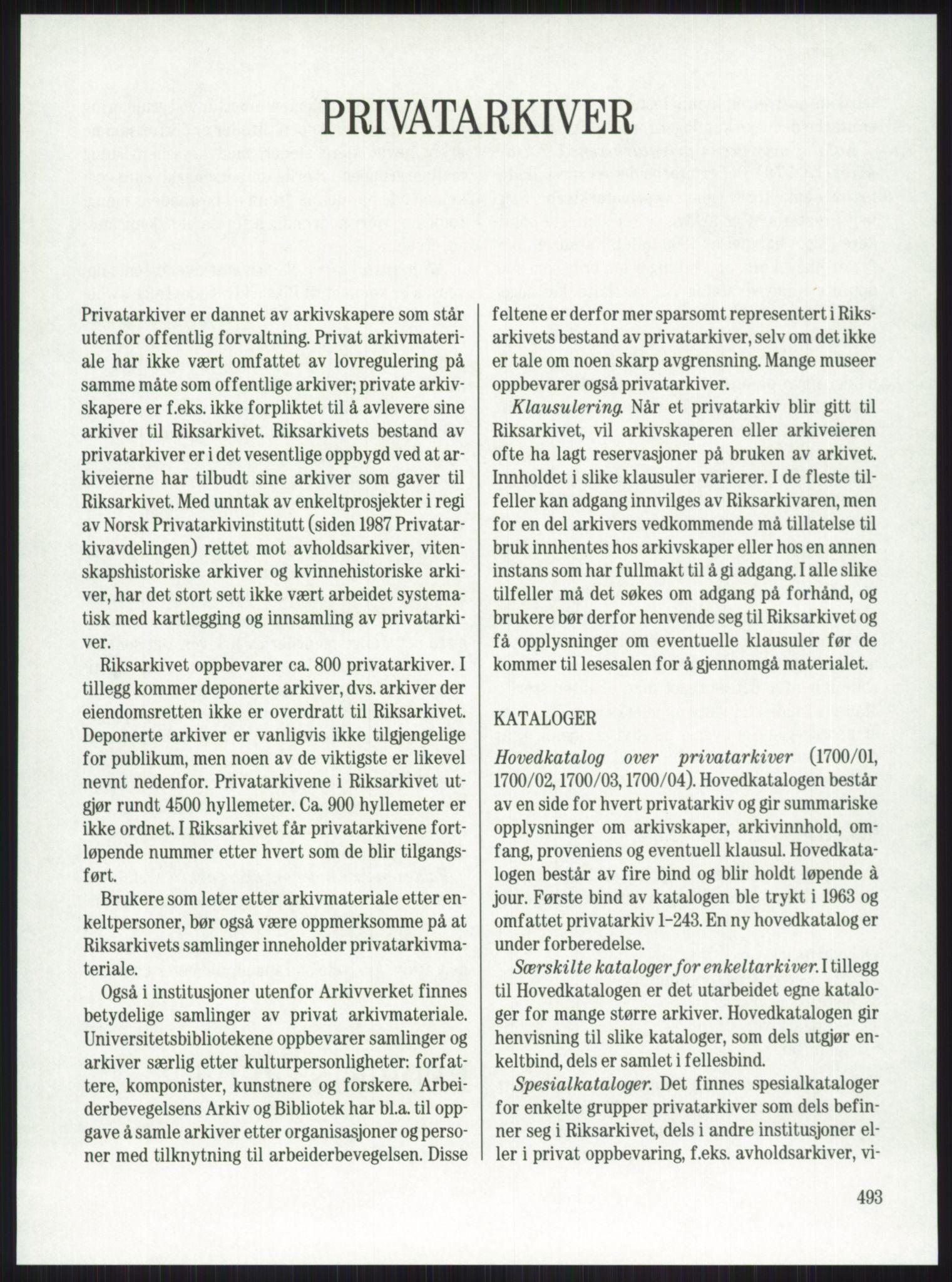 RA, Publikasjoner*, 1974-1977, s. 493