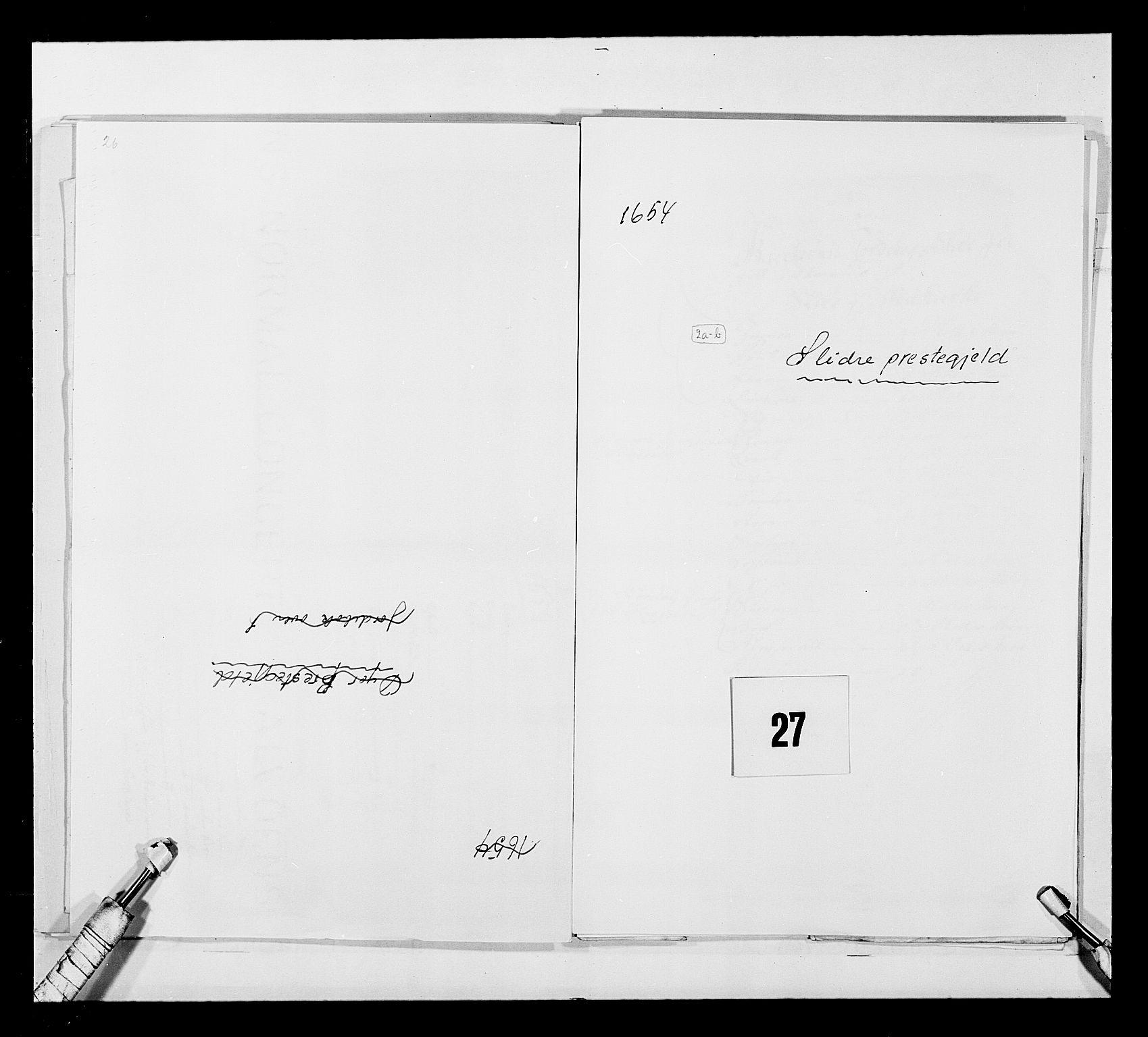 RA, Stattholderembetet 1572-1771, Ek/L0030: Jordebøker 1633-1658:, 1654, s. 110
