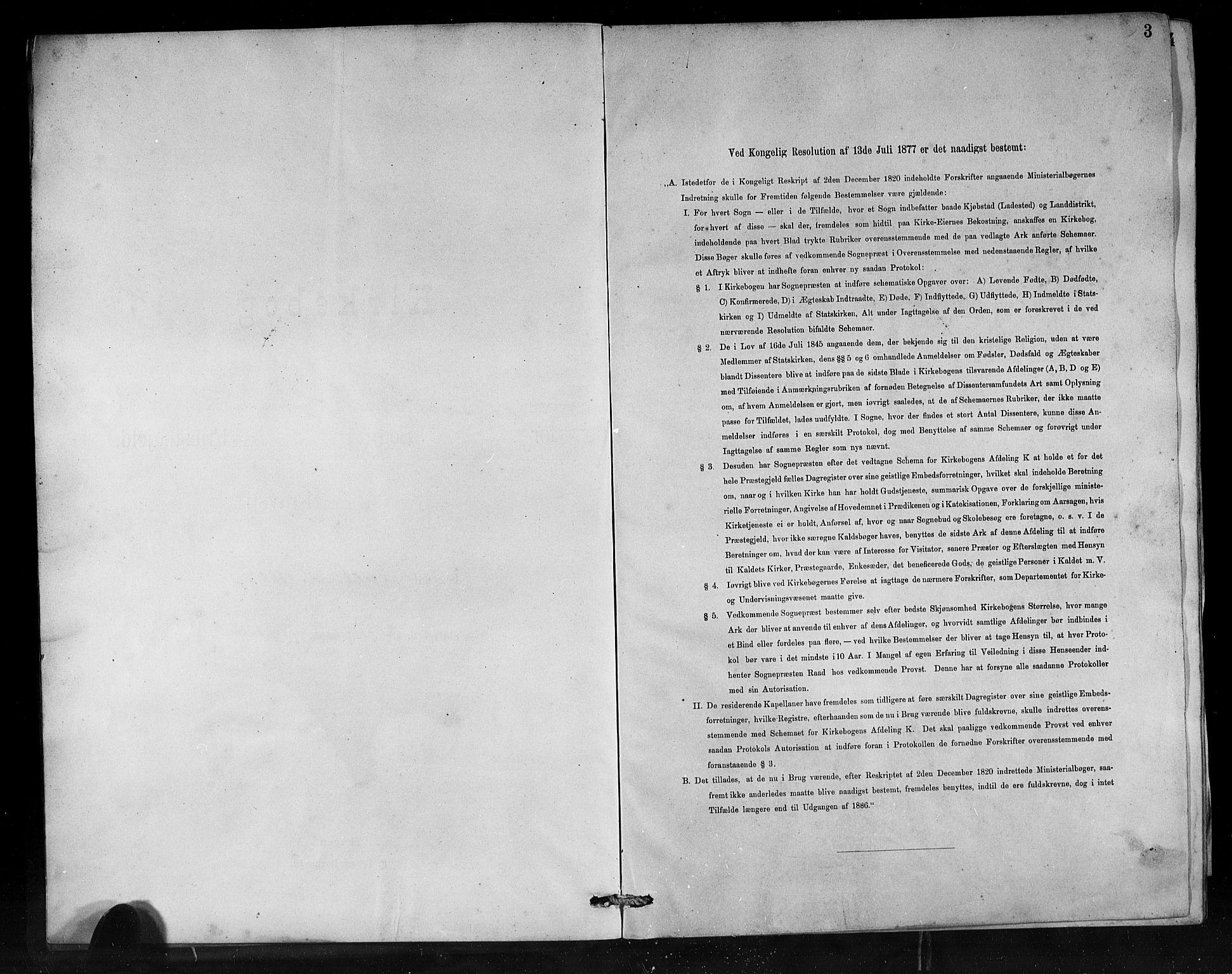 SAB, Den norske sjømannsmisjon i utlandet/Syd-Amerika (Buenos Aires m.fl.), H/Ha/L0001: Ministerialbok nr. A 1, 1888-1898, s. 3