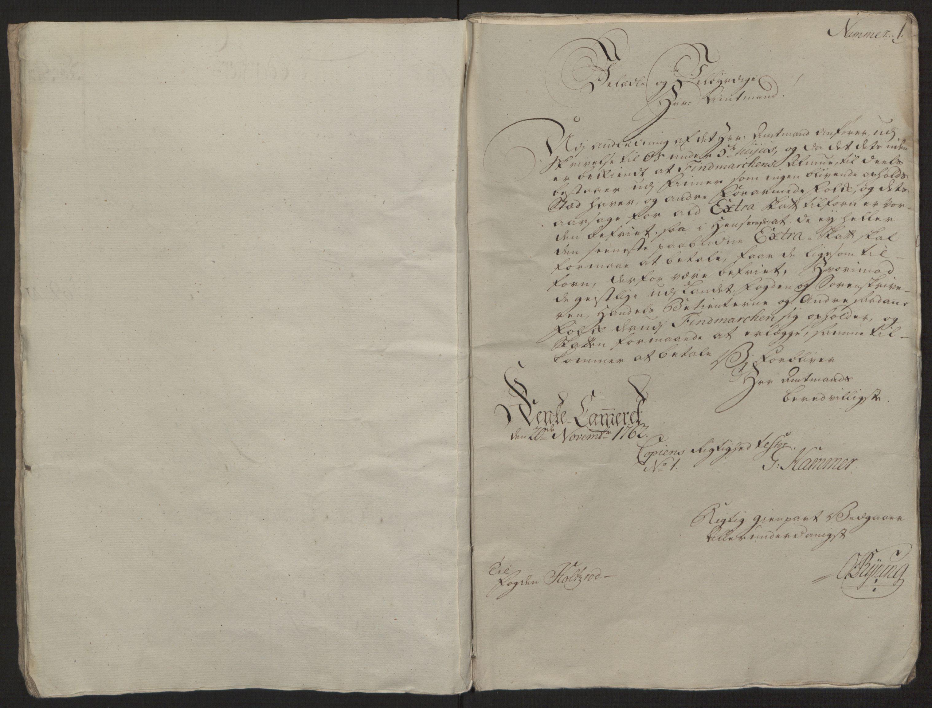 RA, Rentekammeret inntil 1814, Reviderte regnskaper, Fogderegnskap, R69/L4910: Ekstraskatten  Finnmark/Vardøhus, 1762-1772, s. 221
