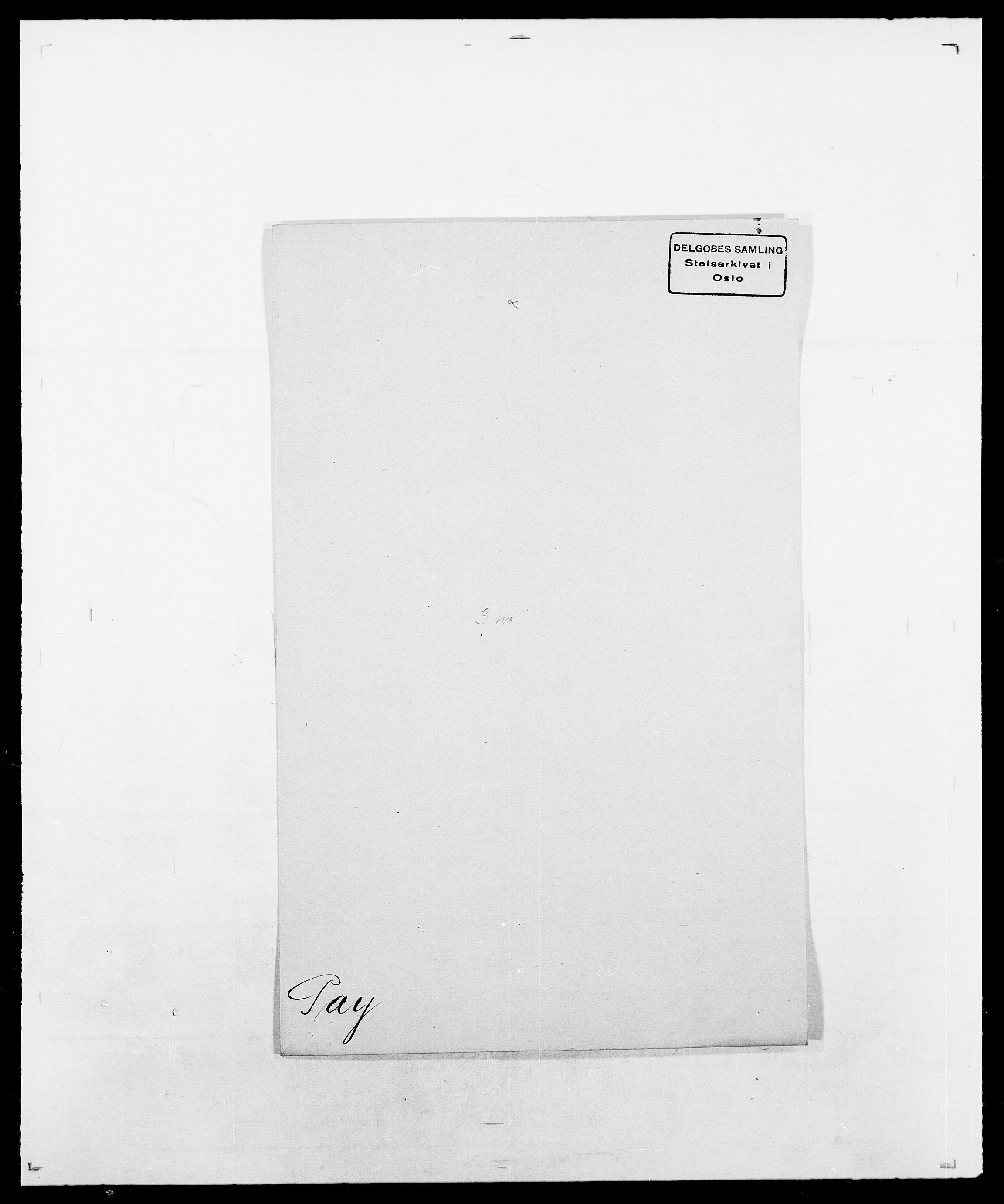 SAO, Delgobe, Charles Antoine - samling, D/Da/L0030: Paars - Pittelkov, s. 253