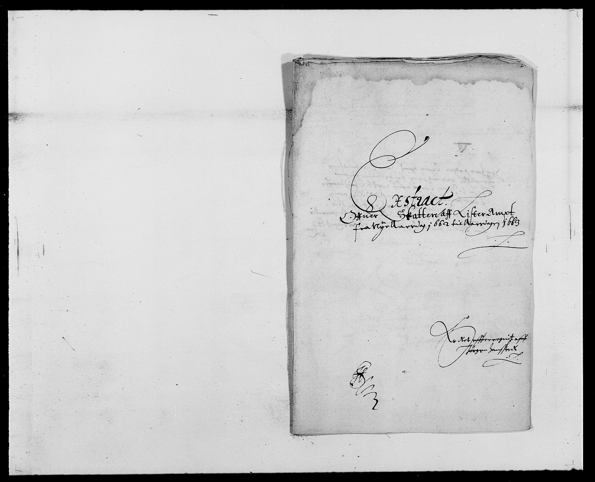 RA, Rentekammeret inntil 1814, Reviderte regnskaper, Fogderegnskap, R41/L2522: Fogderegnskap Lista, 1662, s. 64