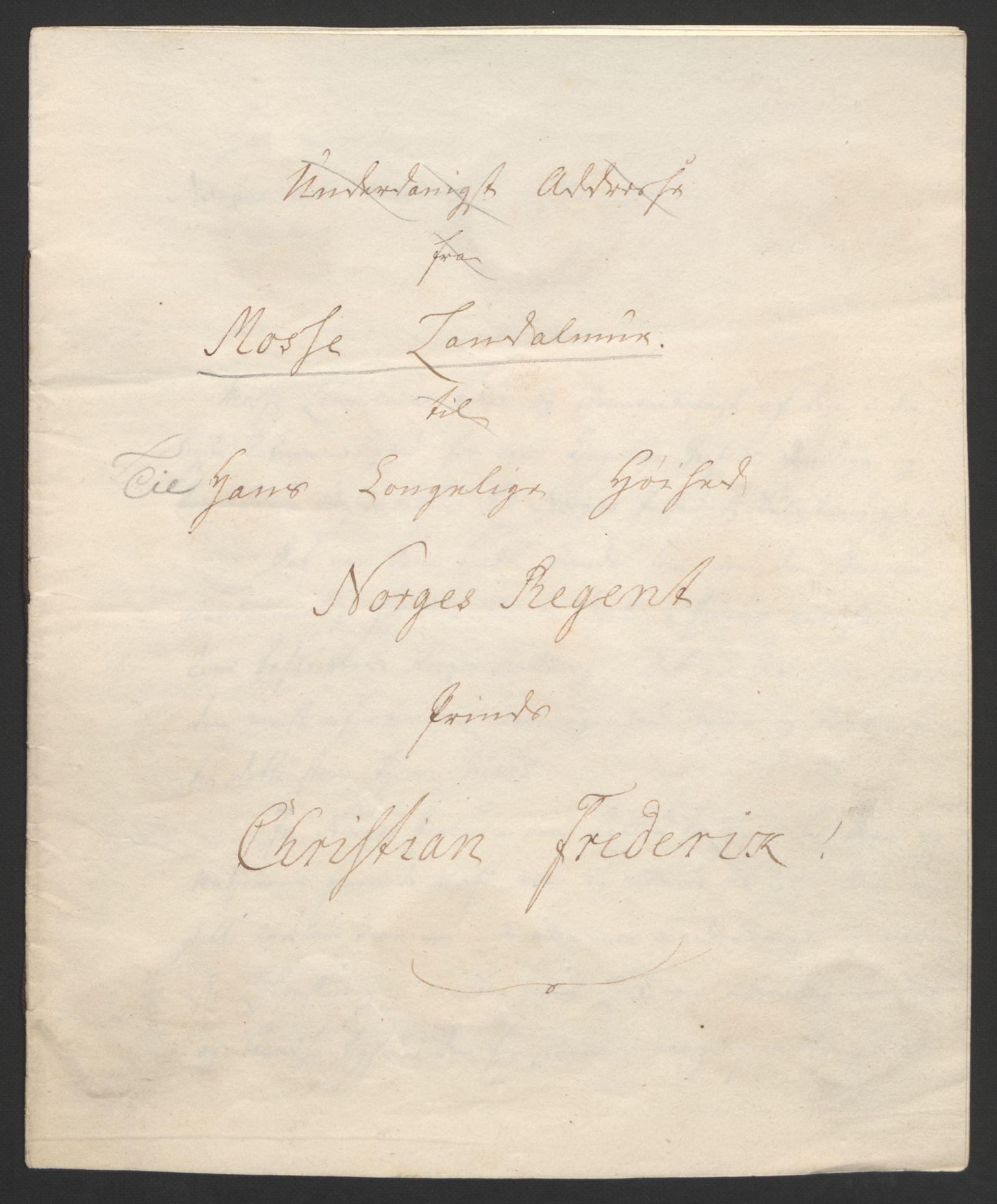 RA, Statsrådssekretariatet, D/Db/L0007: Fullmakter for Eidsvollsrepresentantene i 1814. , 1814, s. 153