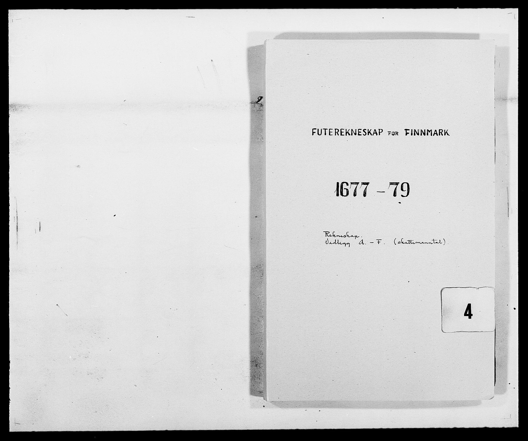 RA, Rentekammeret inntil 1814, Reviderte regnskaper, Fogderegnskap, R69/L4849: Fogderegnskap Finnmark/Vardøhus, 1661-1679, s. 371