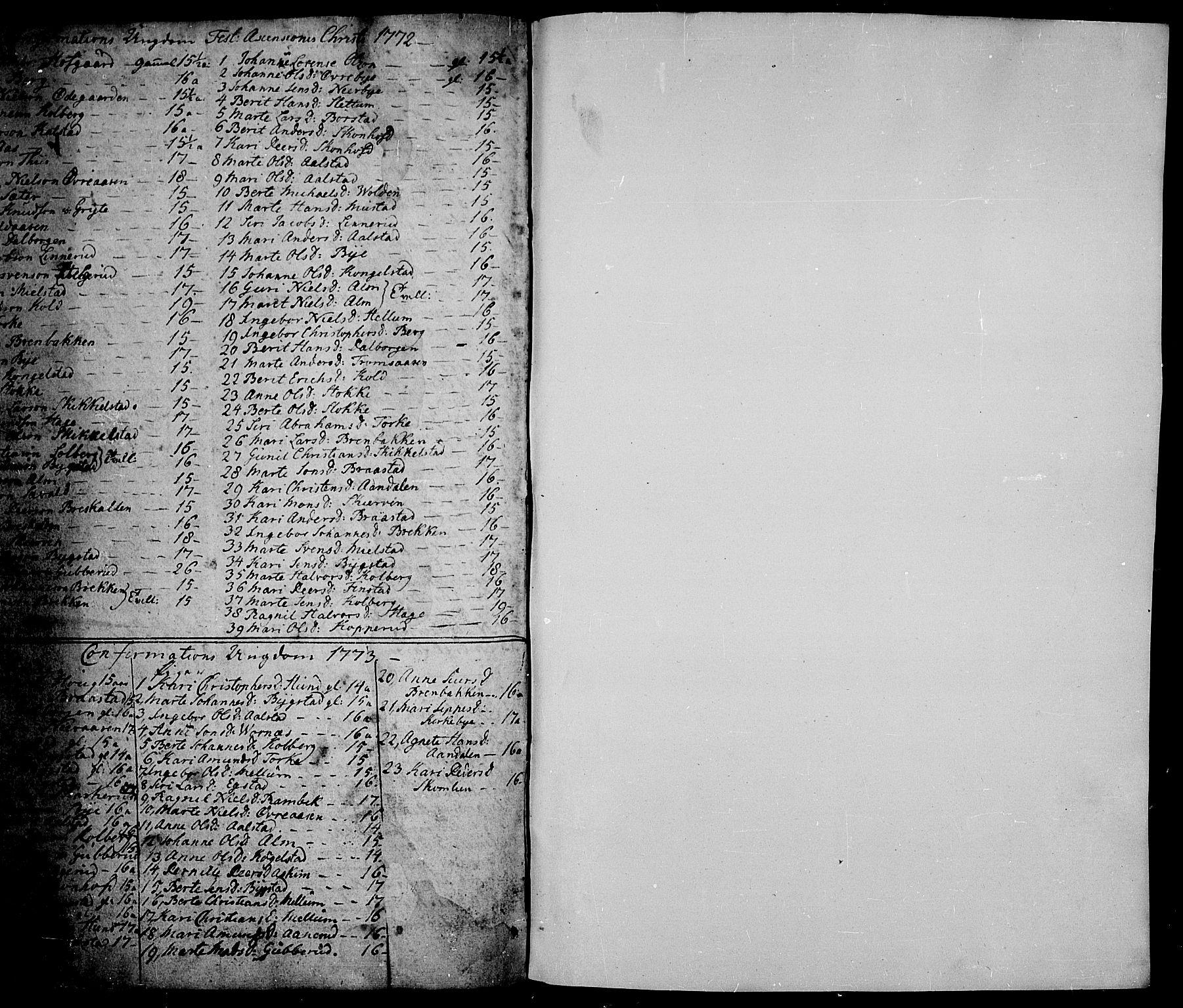 SAH, Vardal prestekontor, H/Ha/Haa/L0002: Ministerialbok nr. 2, 1748-1776, s. 178-179