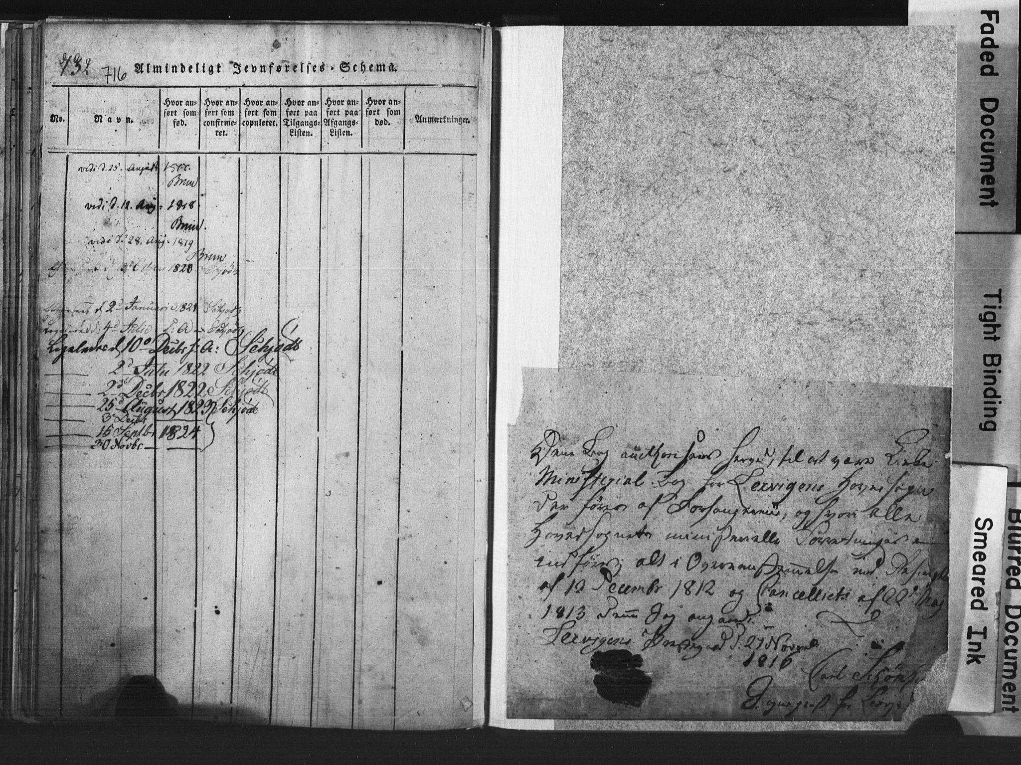 SAT, Ministerialprotokoller, klokkerbøker og fødselsregistre - Nord-Trøndelag, 701/L0017: Klokkerbok nr. 701C01, 1817-1825