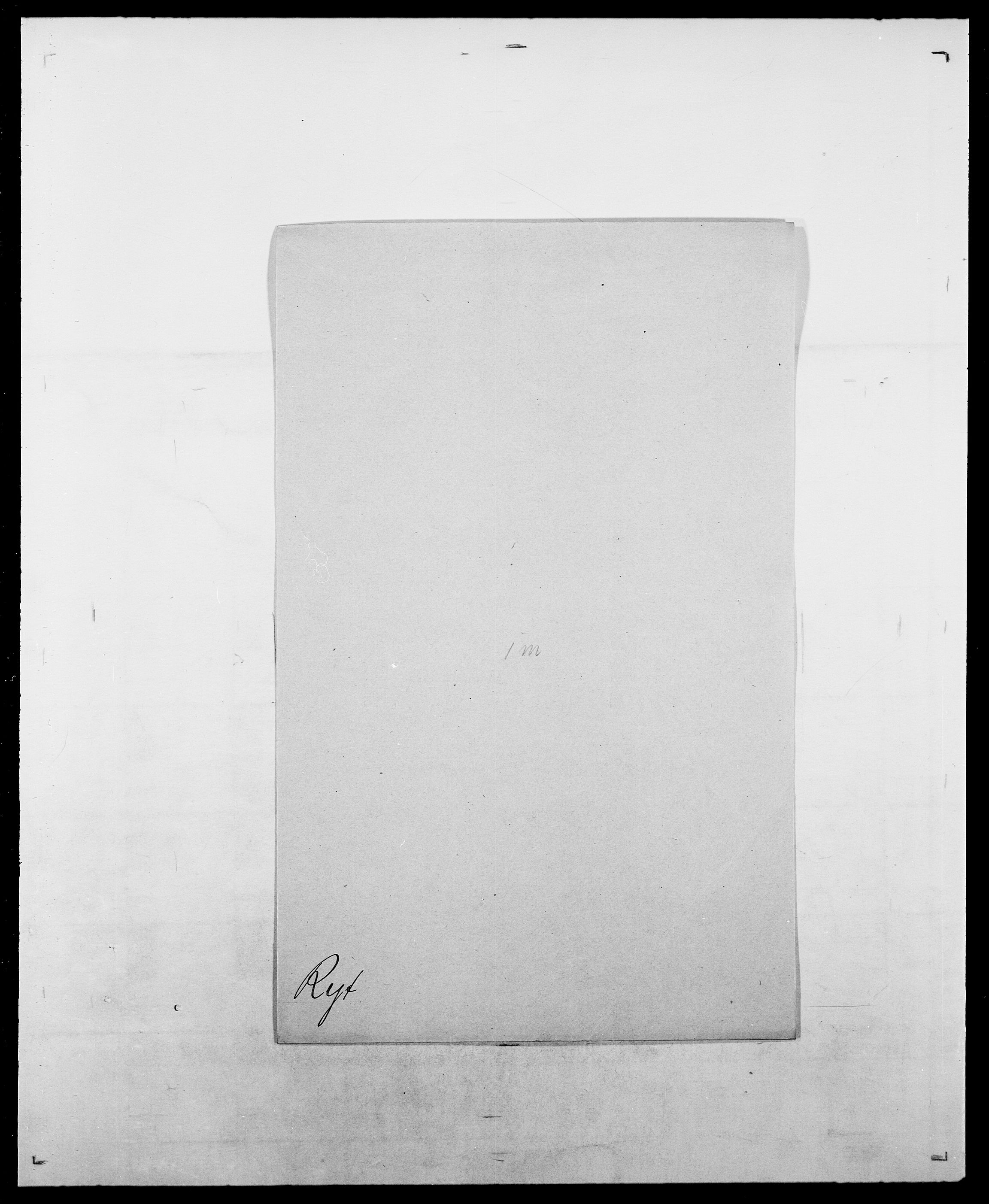 SAO, Delgobe, Charles Antoine - samling, D/Da/L0033: Roald - Røyem, s. 592
