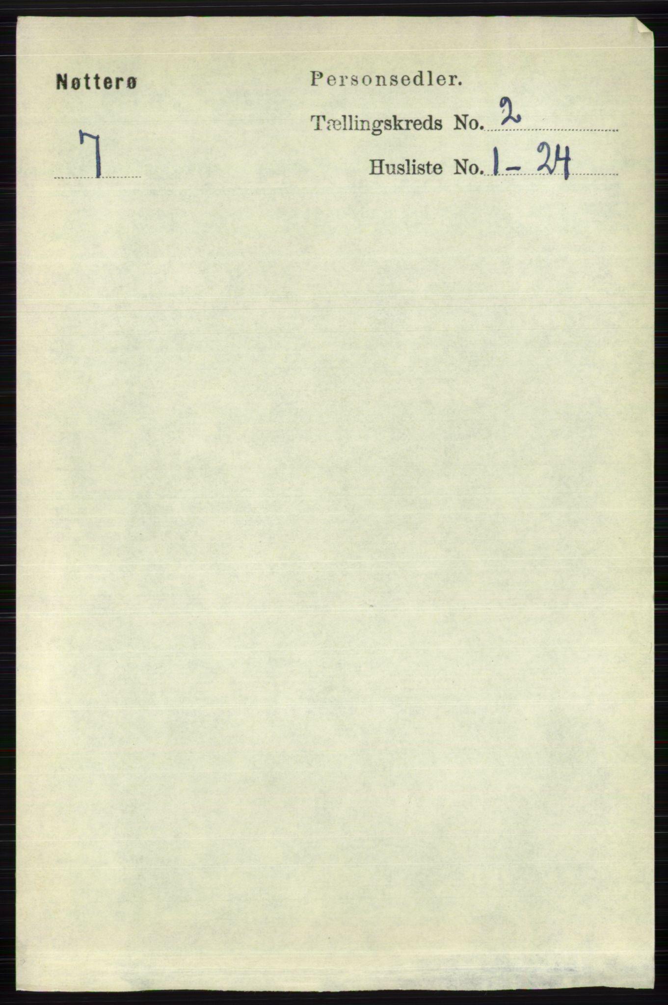 RA, Folketelling 1891 for 0722 Nøtterøy herred, 1891, s. 841
