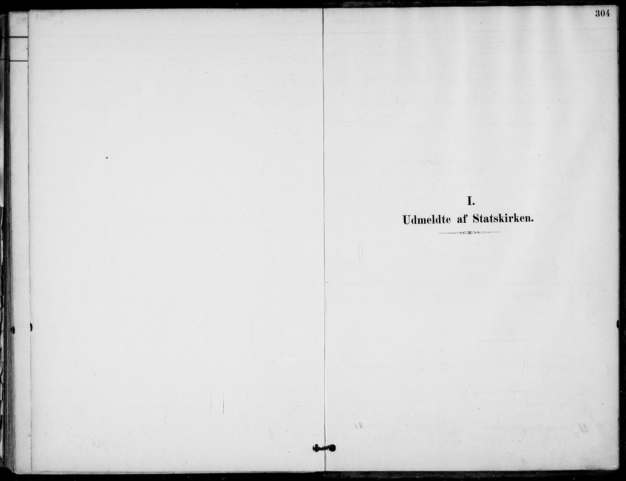 SAKO, Hjartdal kirkebøker, F/Fb/L0002: Ministerialbok nr. II 2, 1880-1932, s. 304
