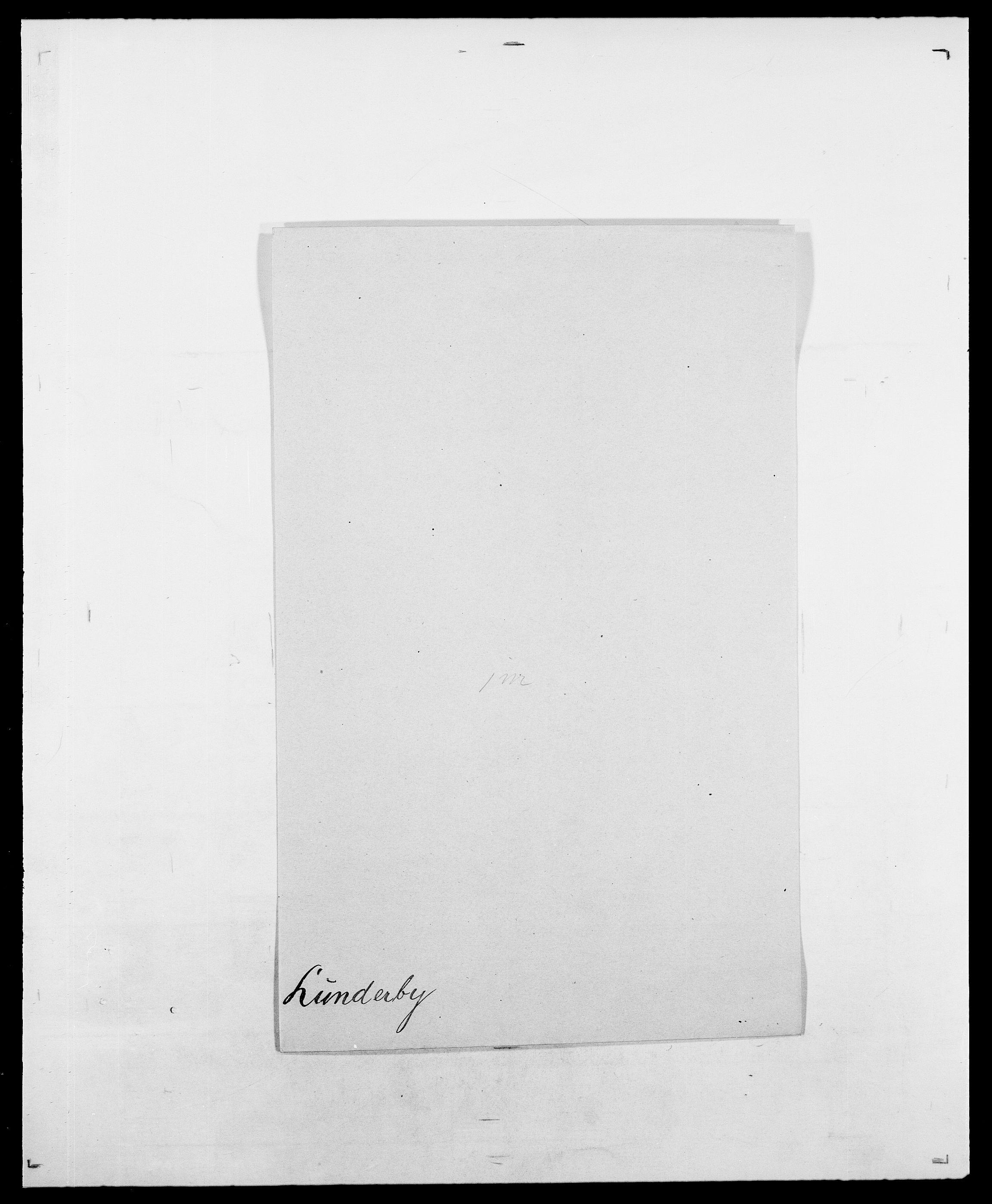 SAO, Delgobe, Charles Antoine - samling, D/Da/L0024: Lobech - Lærum, s. 639