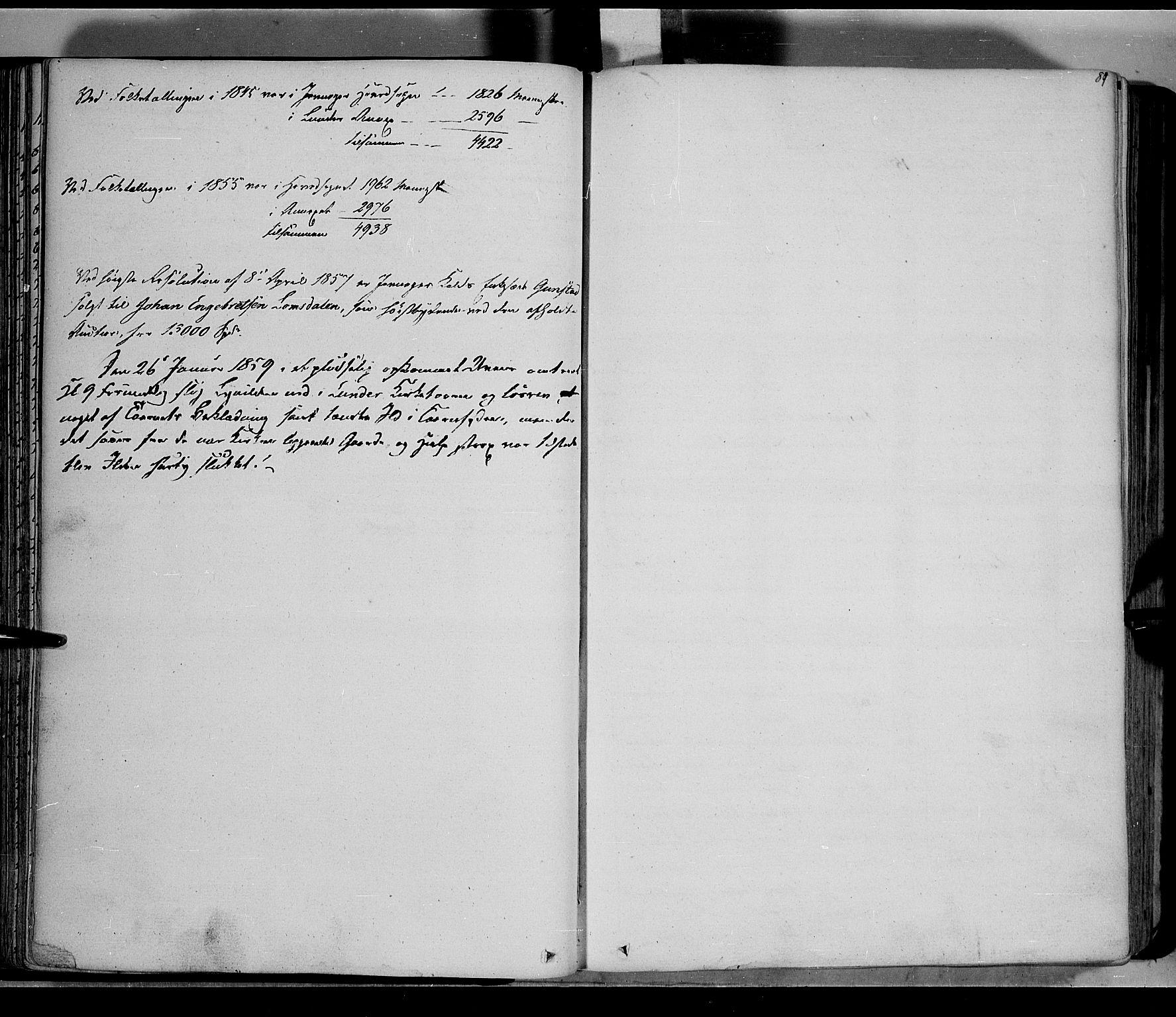 SAH, Jevnaker prestekontor, Ministerialbok nr. 6, 1837-1857, s. 89