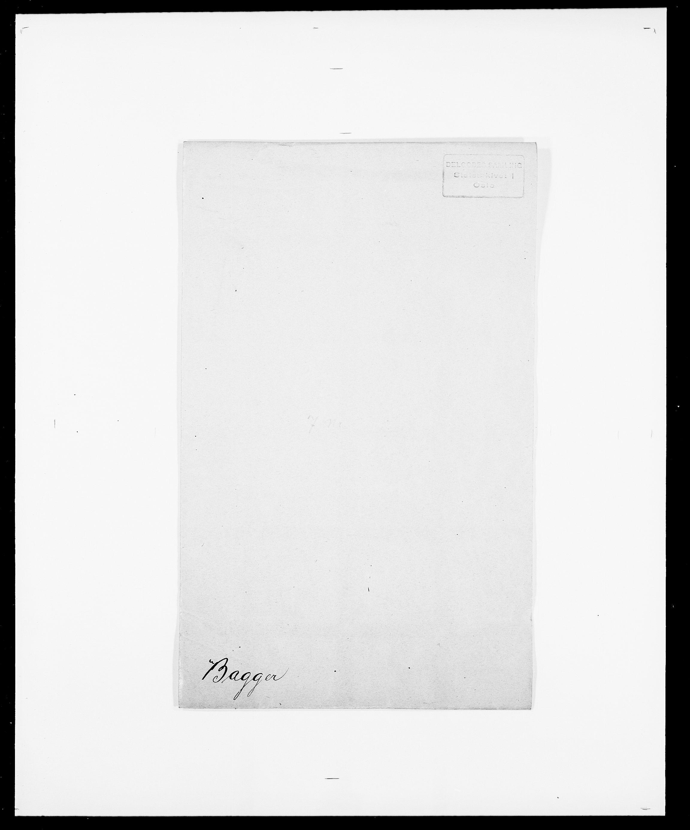 SAO, Delgobe, Charles Antoine - samling, D/Da/L0003: Barca - Bergen, s. 110