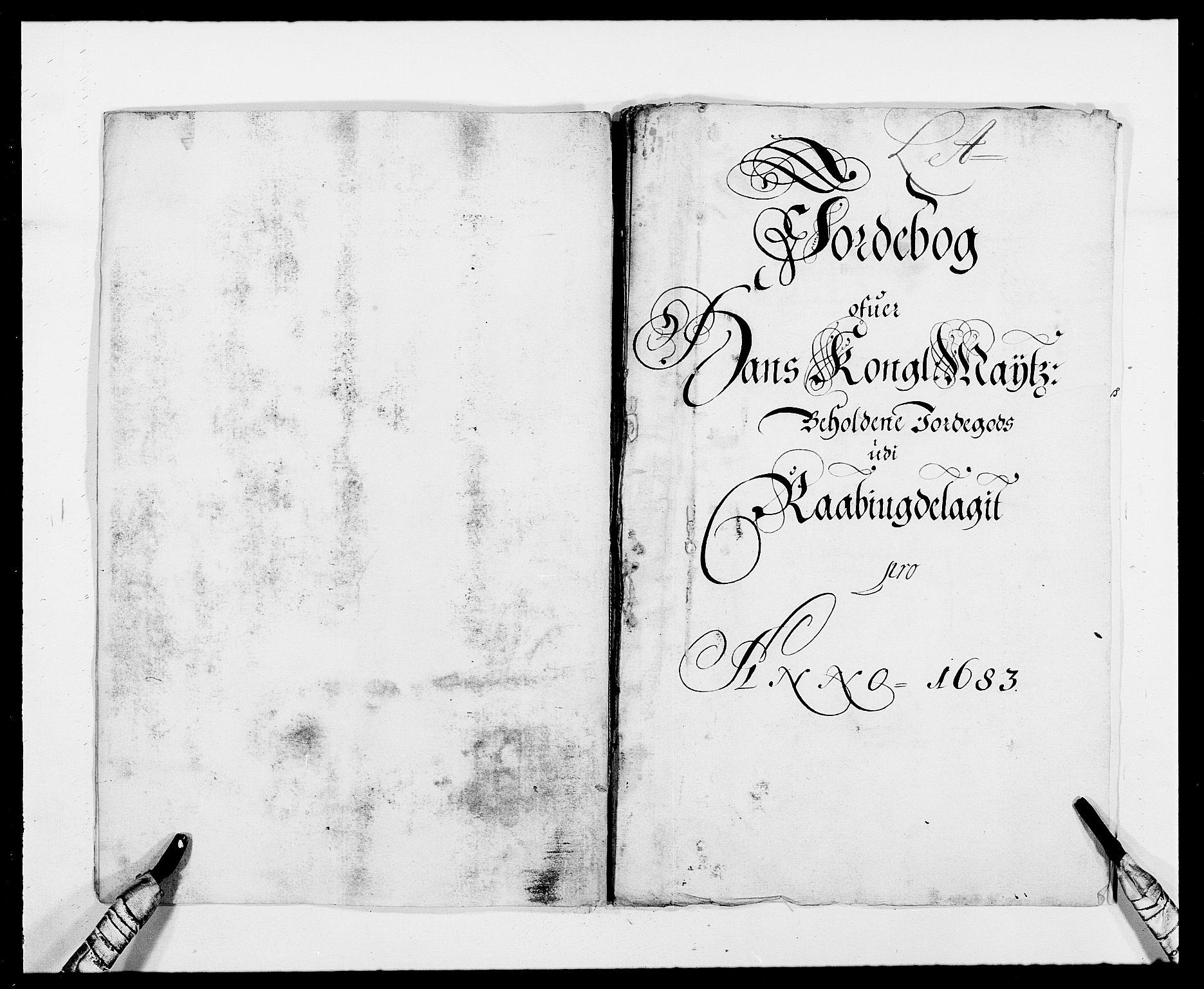 RA, Rentekammeret inntil 1814, Reviderte regnskaper, Fogderegnskap, R40/L2438: Fogderegnskap Råbyggelag, 1682-1683, s. 166