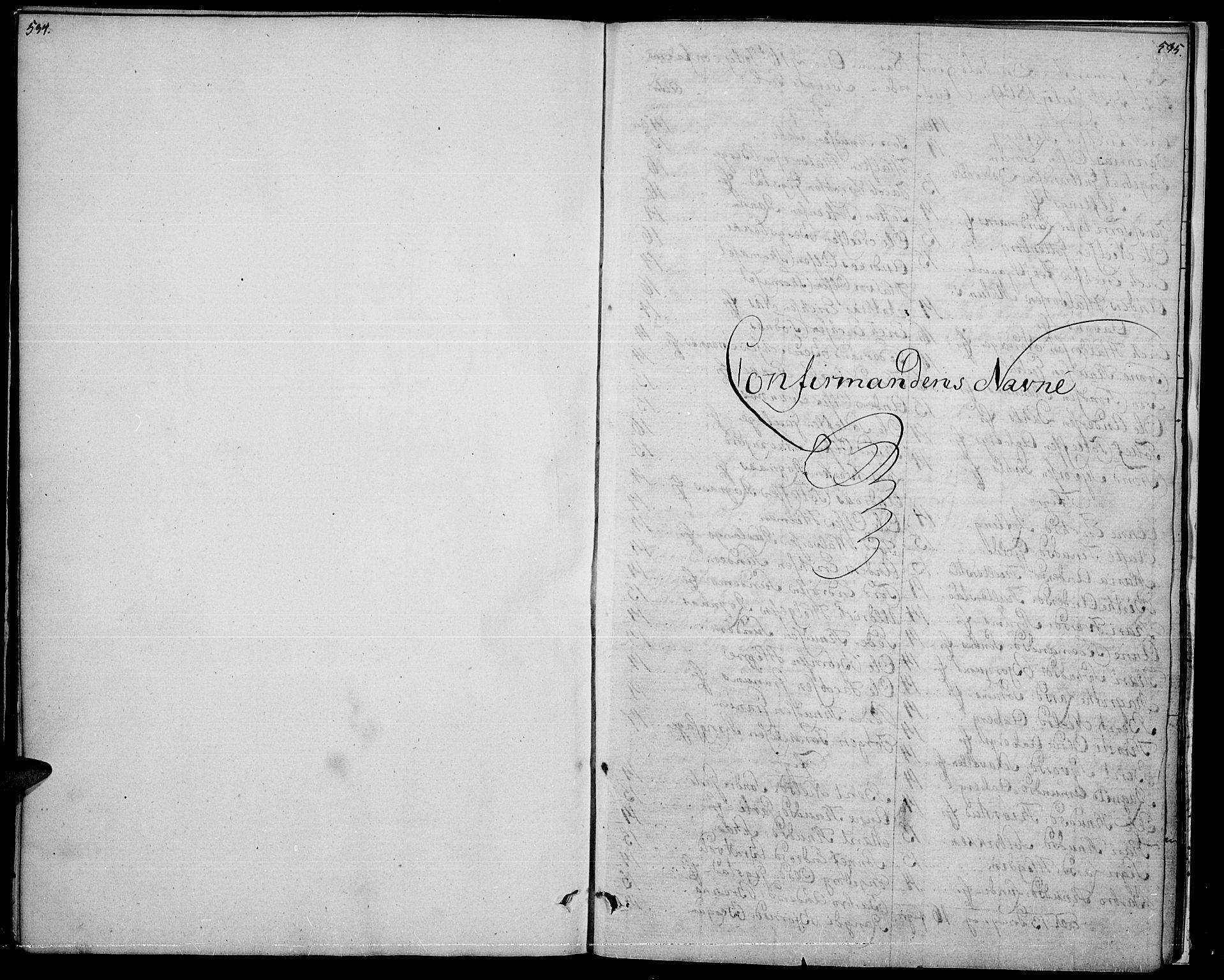 SAH, Nord-Aurdal prestekontor, Ministerialbok nr. 1, 1808-1815, s. 534-535