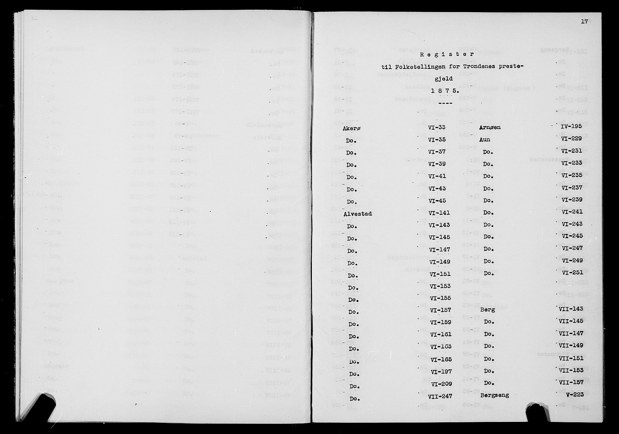 SATØ, Folketelling 1875 for 1914P Trondenes prestegjeld, 1875, s. 17