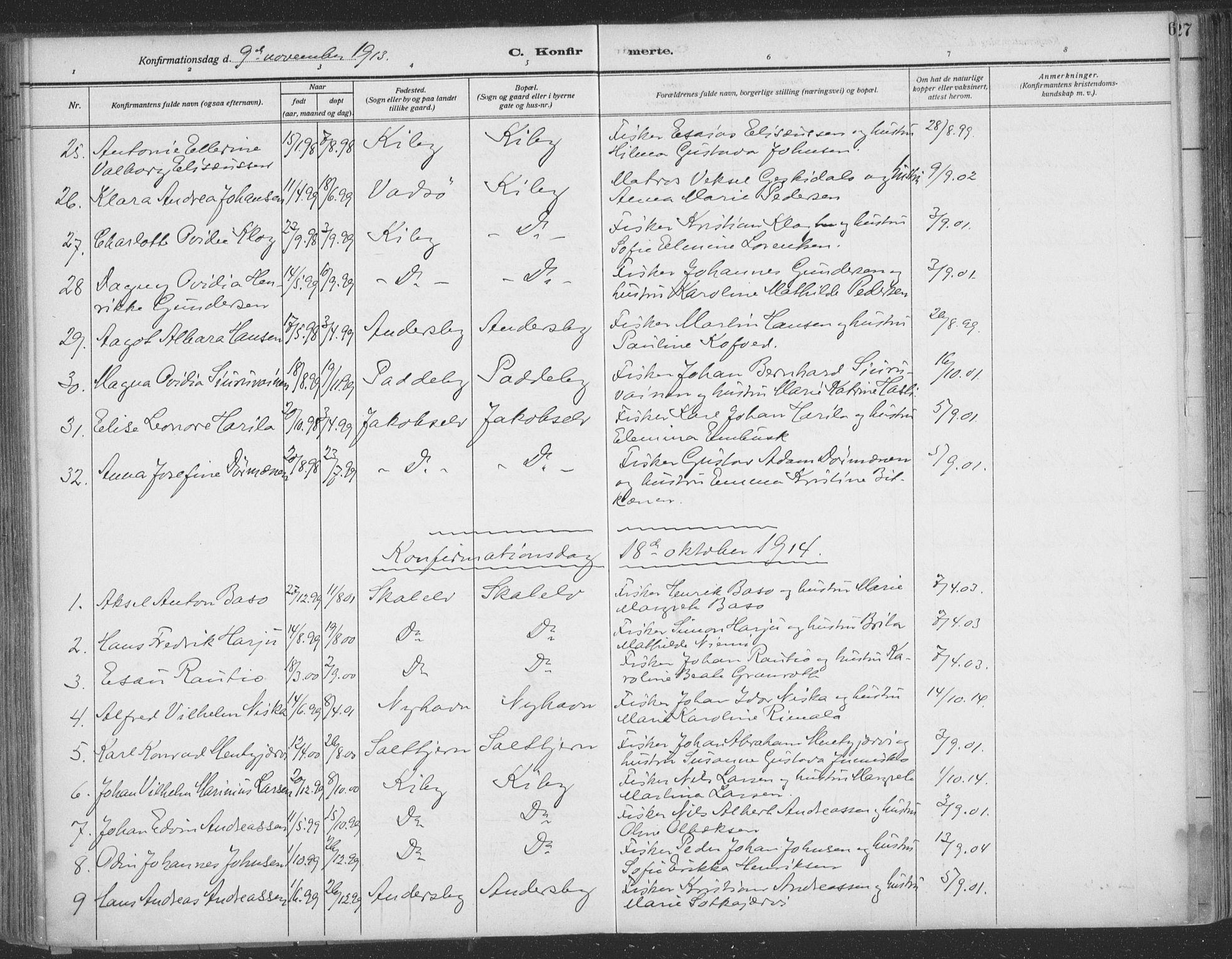 SATØ, Vadsø sokneprestkontor, H/Ha/L0009kirke: Ministerialbok nr. 9, 1881-1917, s. 236