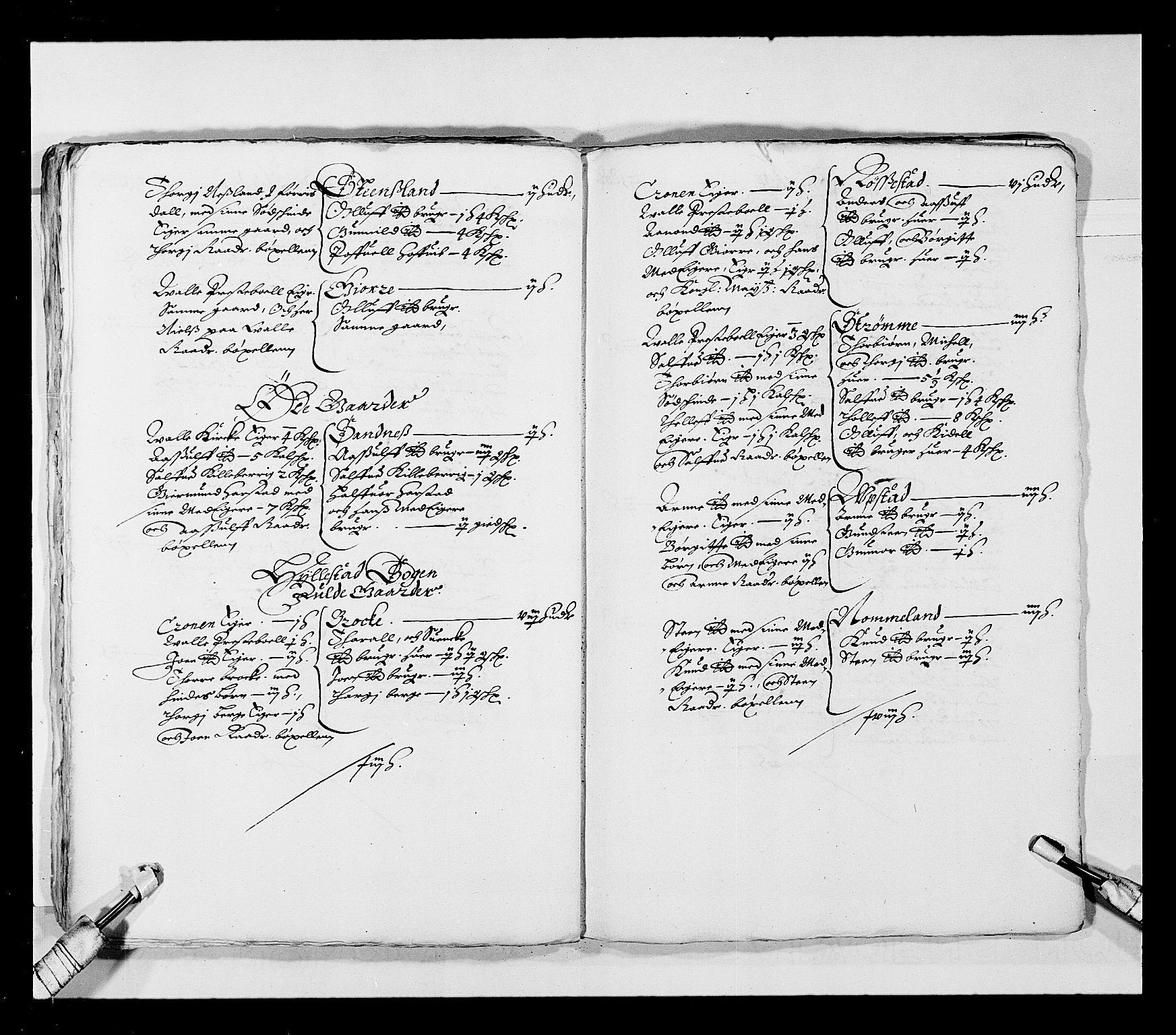 RA, Stattholderembetet 1572-1771, Ek/L0023: Jordebøker 1633-1658:, 1648-1649, s. 29
