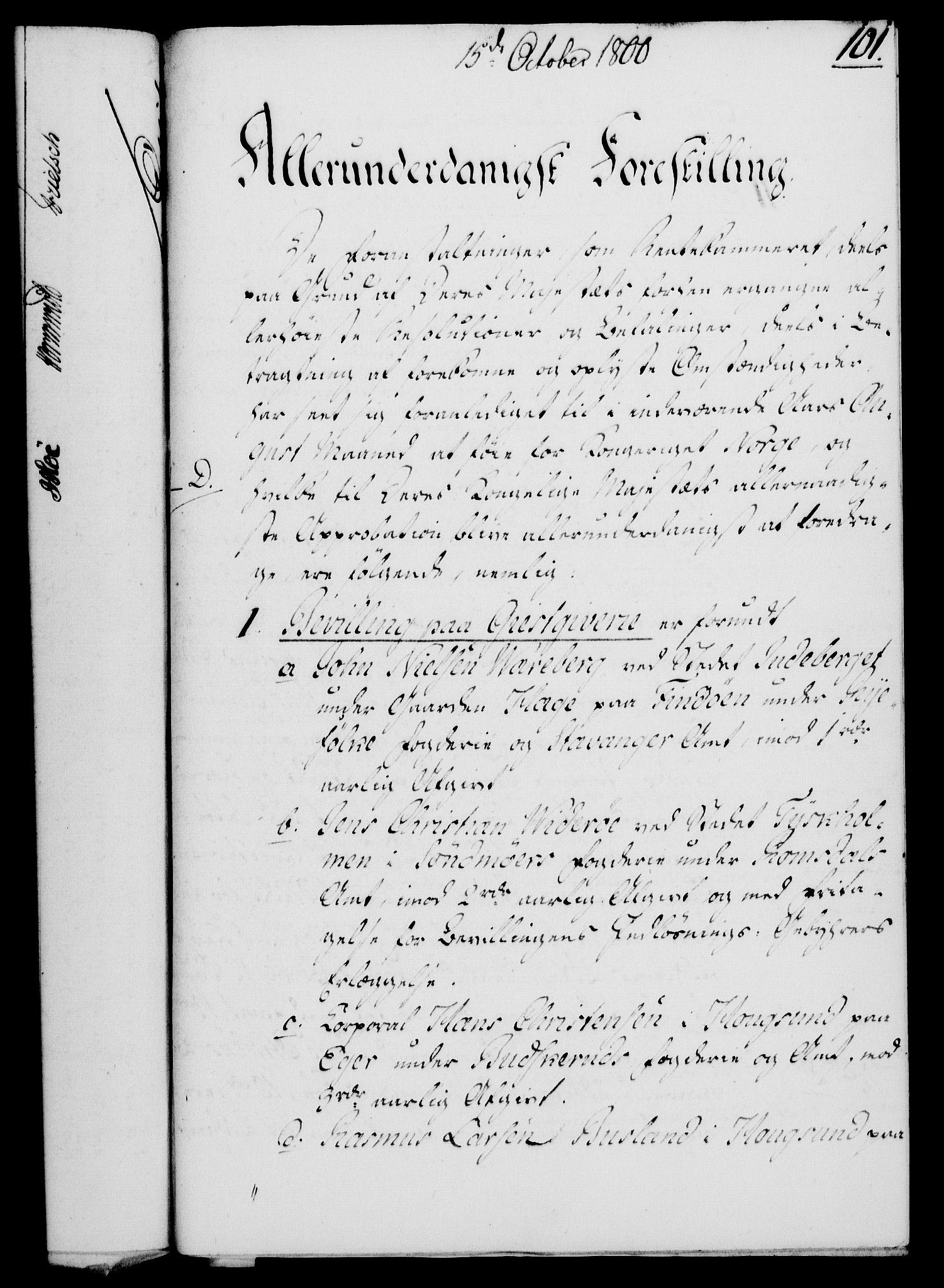 RA, Rentekammeret, Kammerkanselliet, G/Gf/Gfa/L0082: Norsk relasjons- og resolusjonsprotokoll (merket RK 52.82), 1800, s. 784