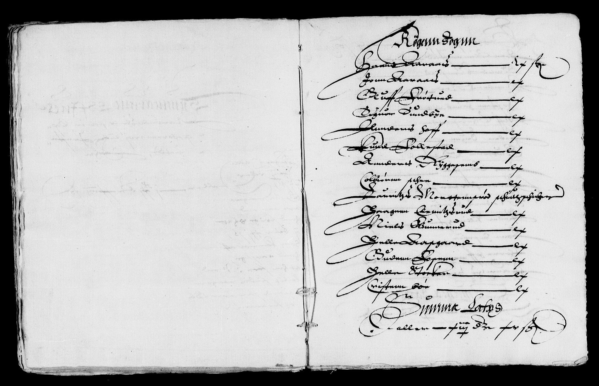 RA, Rentekammeret inntil 1814, Reviderte regnskaper, Lensregnskaper, R/Rb/Rba/L0019: Akershus len, 1604-1605