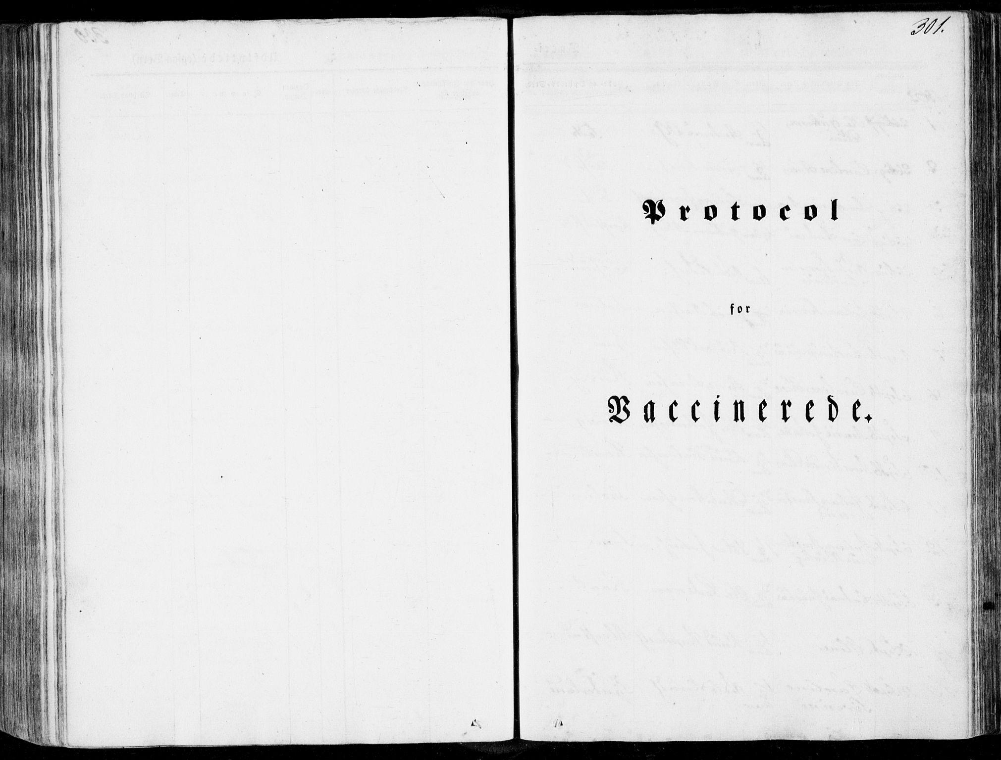 SAT, Ministerialprotokoller, klokkerbøker og fødselsregistre - Møre og Romsdal, 536/L0497: Ministerialbok nr. 536A06, 1845-1865, s. 301