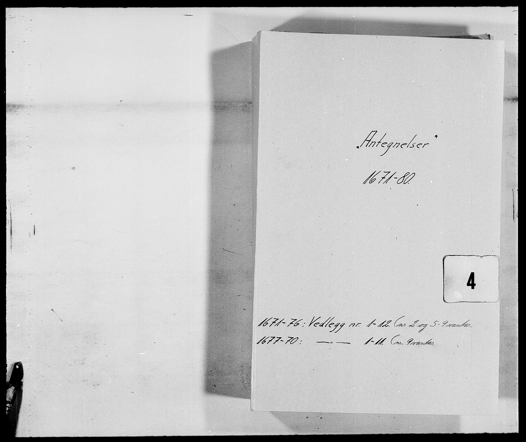 RA, Rentekammeret inntil 1814, Reviderte regnskaper, Fogderegnskap, R47/L2851: Fogderegnskap Ryfylke, 1680, s. 112