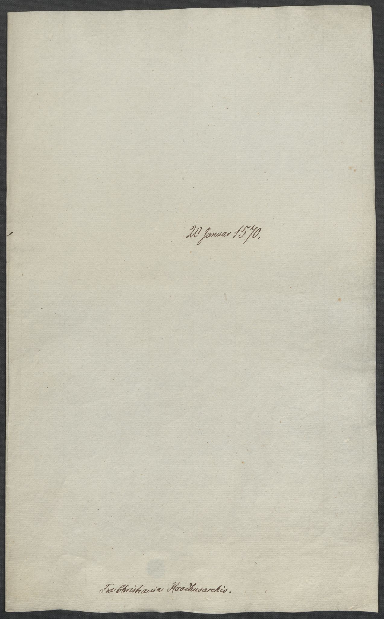 RA, Riksarkivets diplomsamling, F02/L0075: Dokumenter, 1570-1571, s. 3