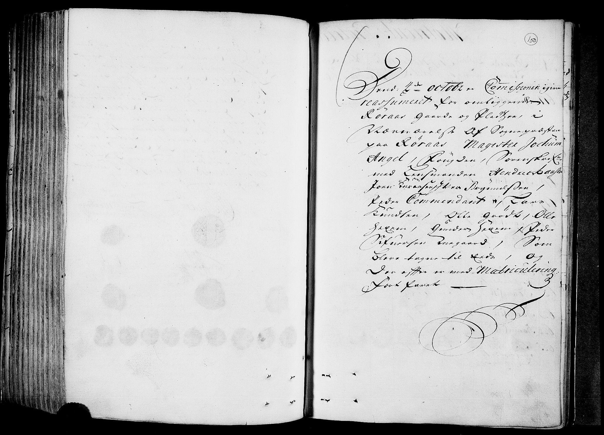 RA, Rentekammeret inntil 1814, Realistisk ordnet avdeling, N/Nb/Nbf/L0158: Gauldal eksaminasjonsprotokoll, 1723, s. 149b-150a
