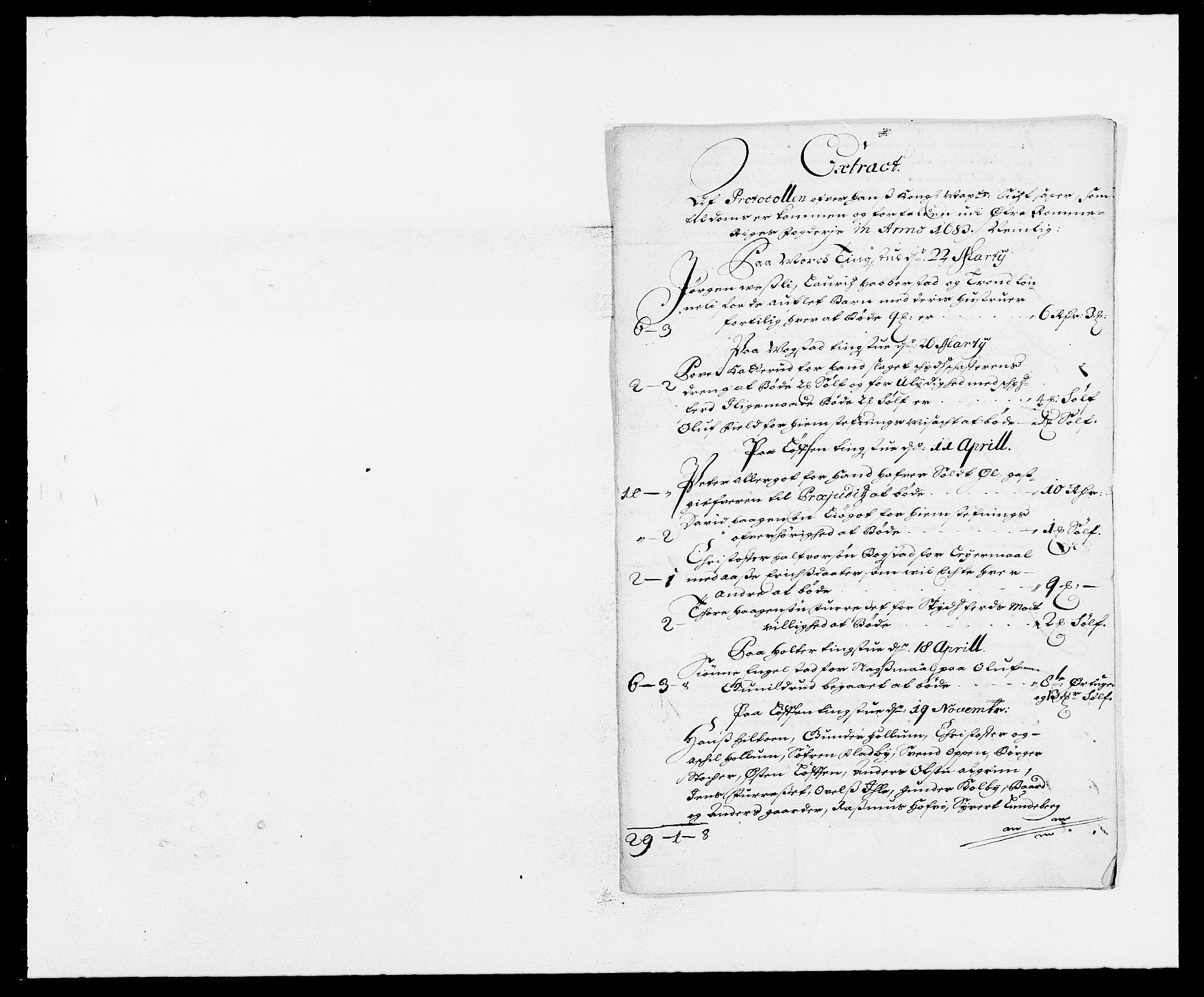 RA, Rentekammeret inntil 1814, Reviderte regnskaper, Fogderegnskap, R12/L0697: Fogderegnskap Øvre Romerike, 1682-1683, s. 295
