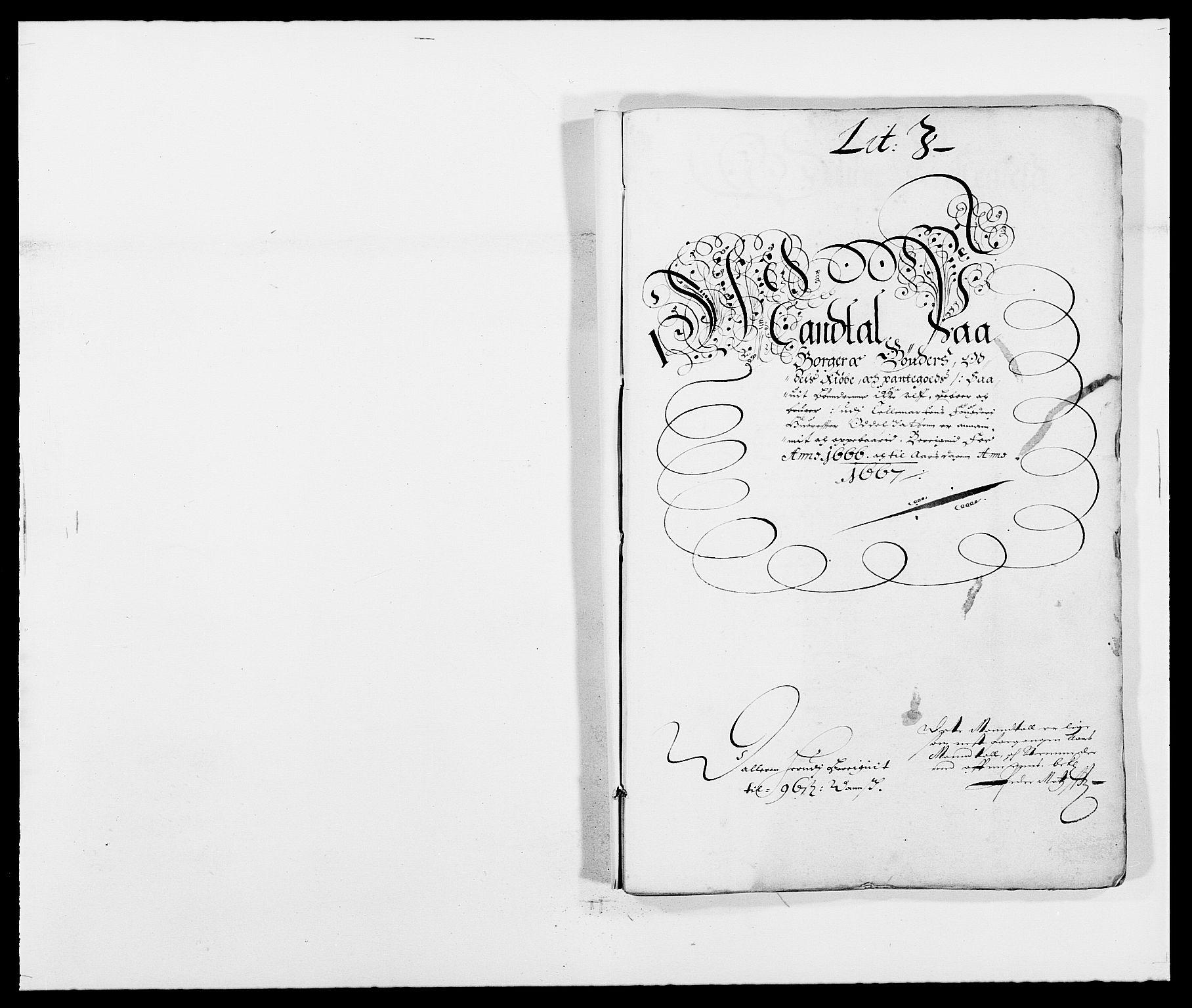 RA, Rentekammeret inntil 1814, Reviderte regnskaper, Fogderegnskap, R35/L2057: Fogderegnskap Øvre og Nedre Telemark, 1666-1667, s. 153