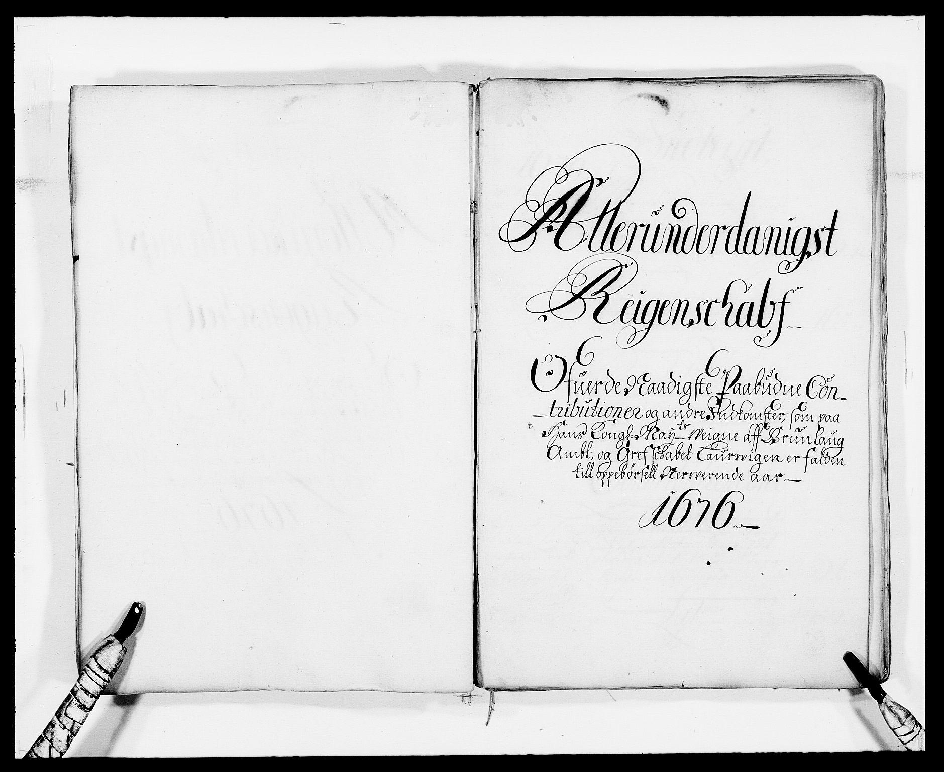 RA, Rentekammeret inntil 1814, Reviderte regnskaper, Fogderegnskap, R33/L1967: Fogderegnskap Larvik grevskap, 1675-1687, s. 10
