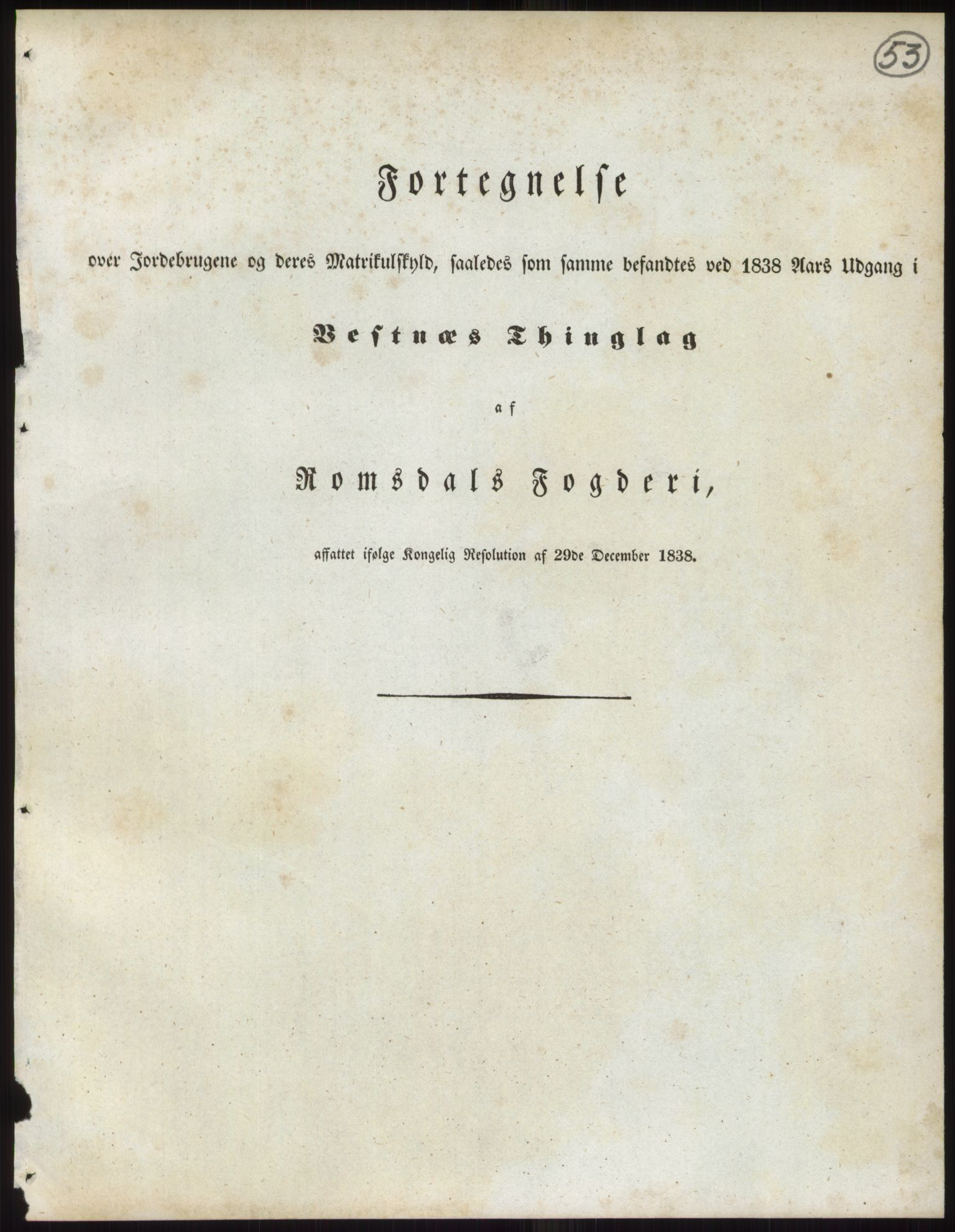 PUBL, Andre publikasjoner, -/Bind 14: Romsdals amt, 1838, s. 88