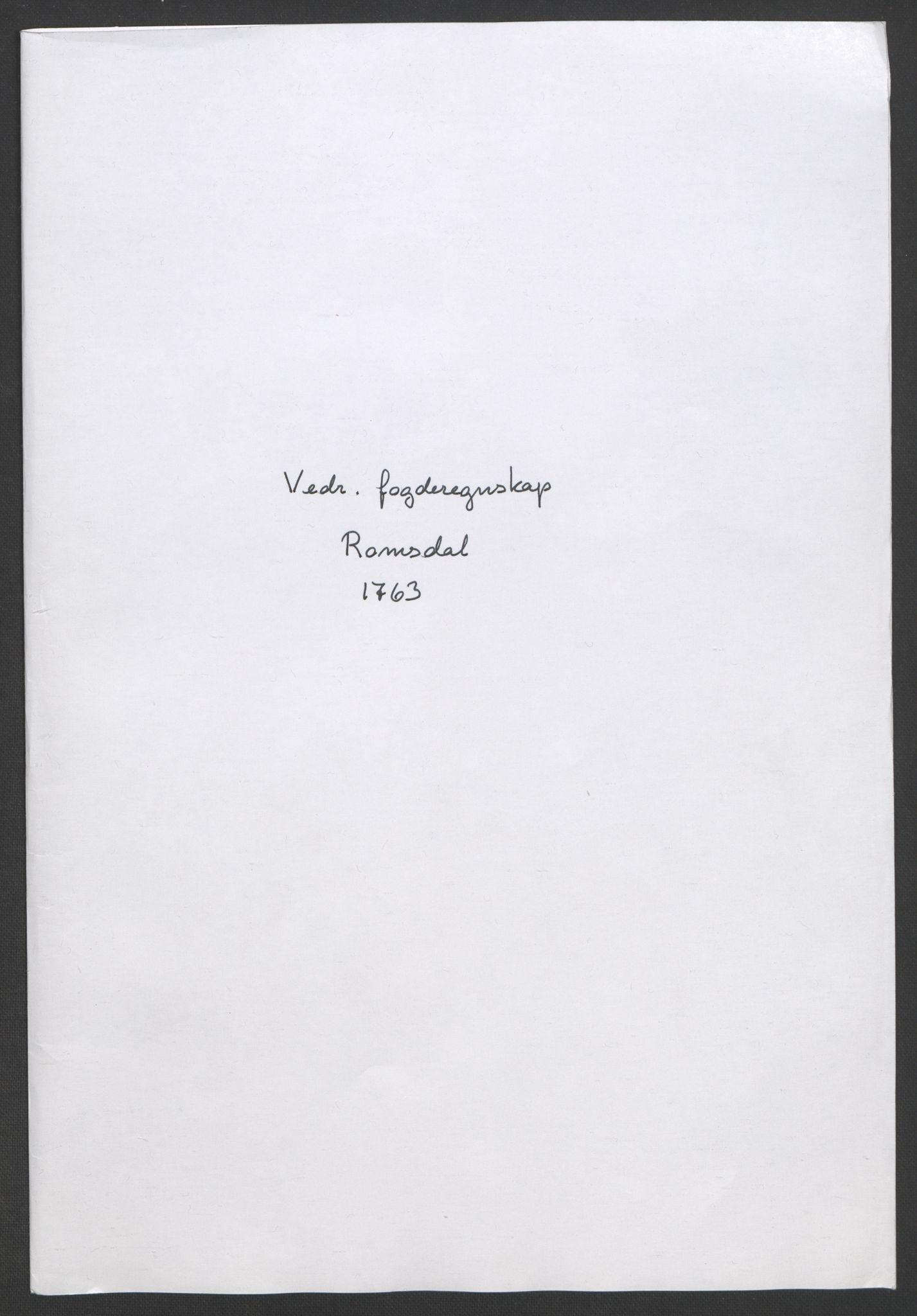 RA, Rentekammeret inntil 1814, Realistisk ordnet avdeling, Ol/L0020: [Gg 10]: Ekstraskatten, 23.09.1762. Romsdal, Strinda, Selbu, Inderøy., 1764, s. 162