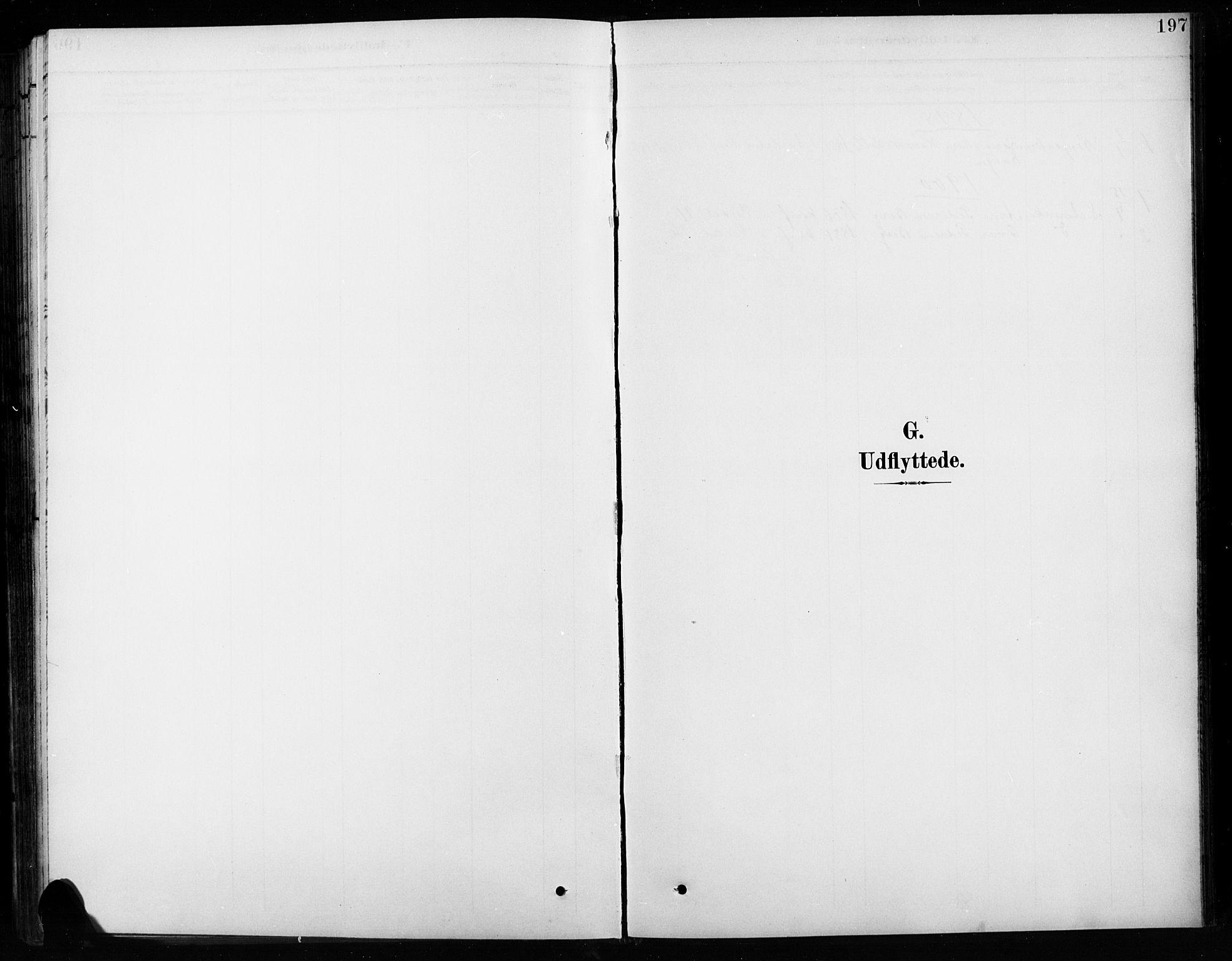 SAH, Vardal prestekontor, H/Ha/Hab/L0010: Klokkerbok nr. 10, 1895-1903, s. 197