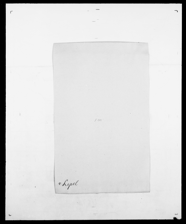 SAO, Delgobe, Charles Antoine - samling, D/Da/L0023: Lau - Lirvyn, s. 231