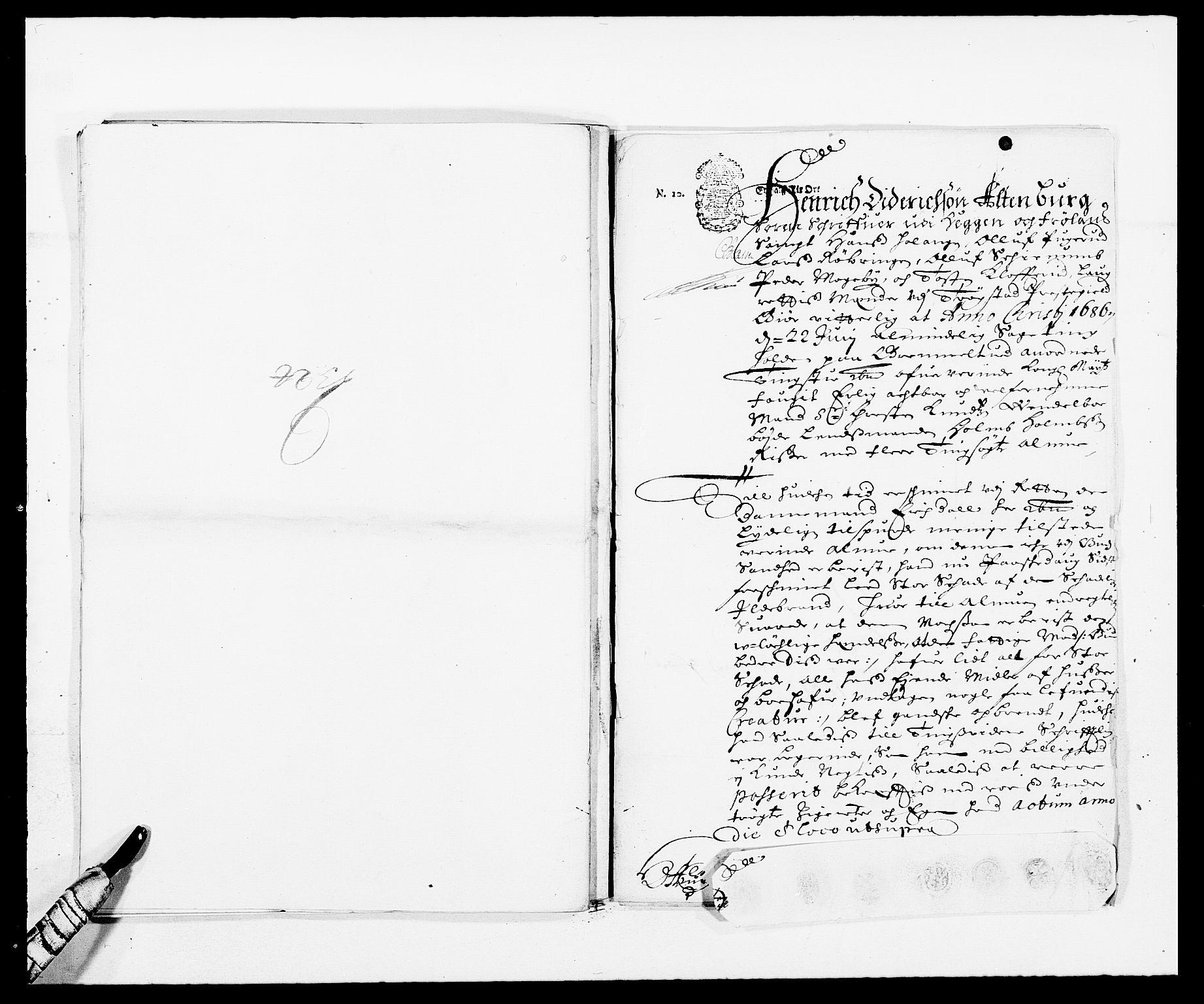 RA, Rentekammeret inntil 1814, Reviderte regnskaper, Fogderegnskap, R06/L0281: Fogderegnskap Heggen og Frøland, 1678-1686, s. 267