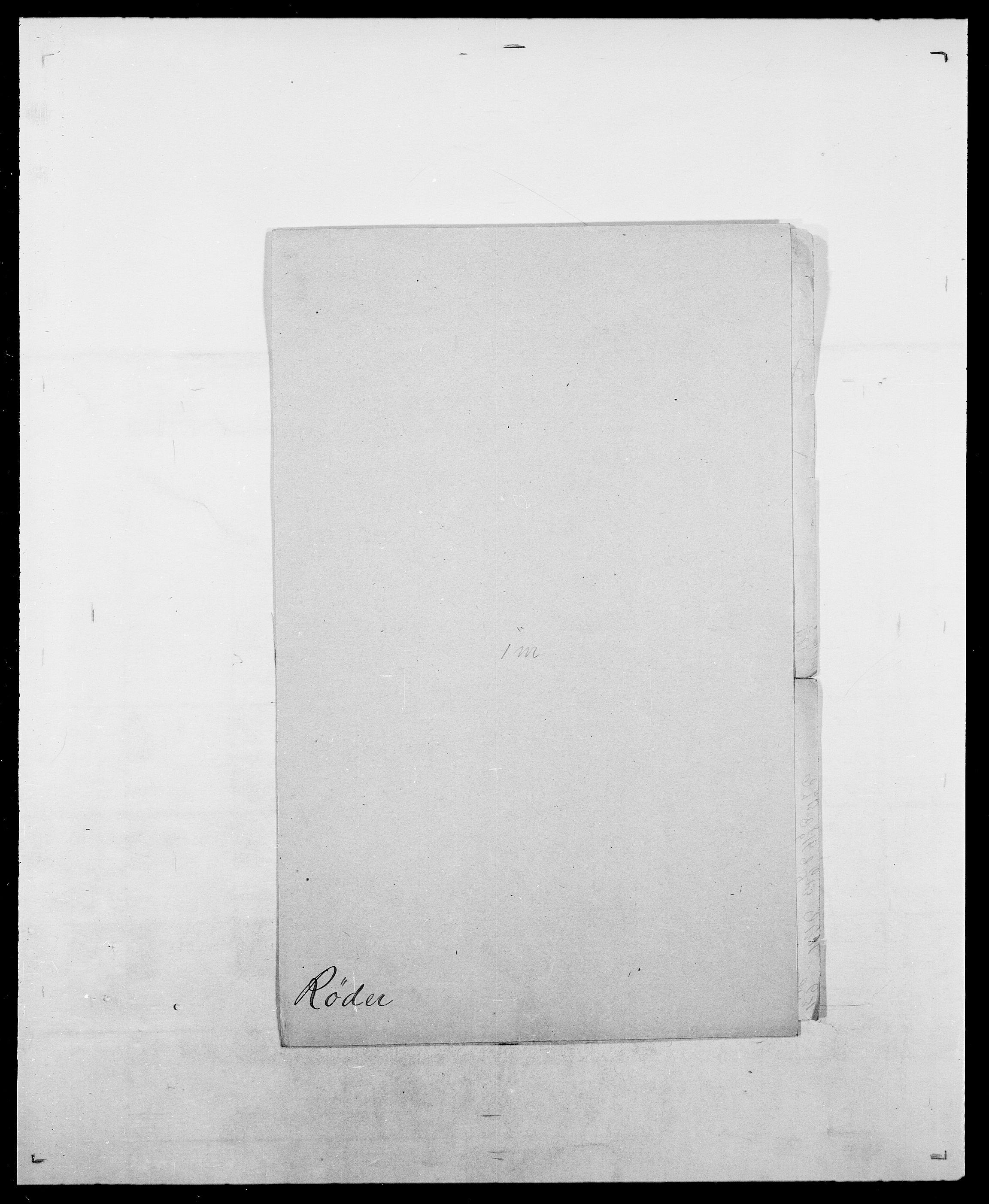 SAO, Delgobe, Charles Antoine - samling, D/Da/L0033: Roald - Røyem, s. 655