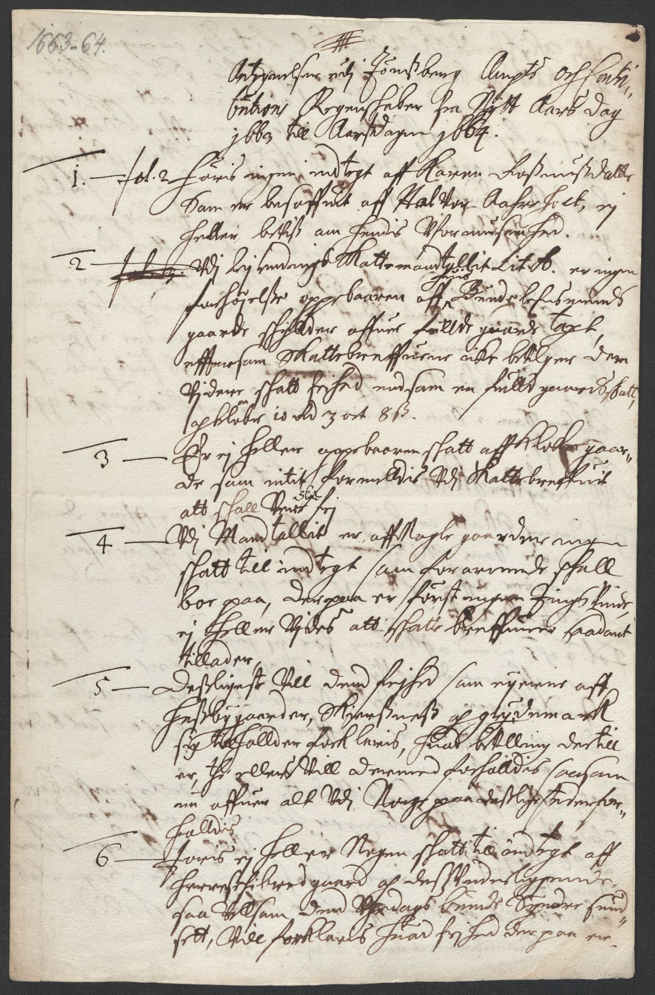 RA, Rentekammeret inntil 1814, Reviderte regnskaper, Fogderegnskap, R32/L1863: Fogderegnskap Jarlsberg grevskap, 1659-1687, s. 316